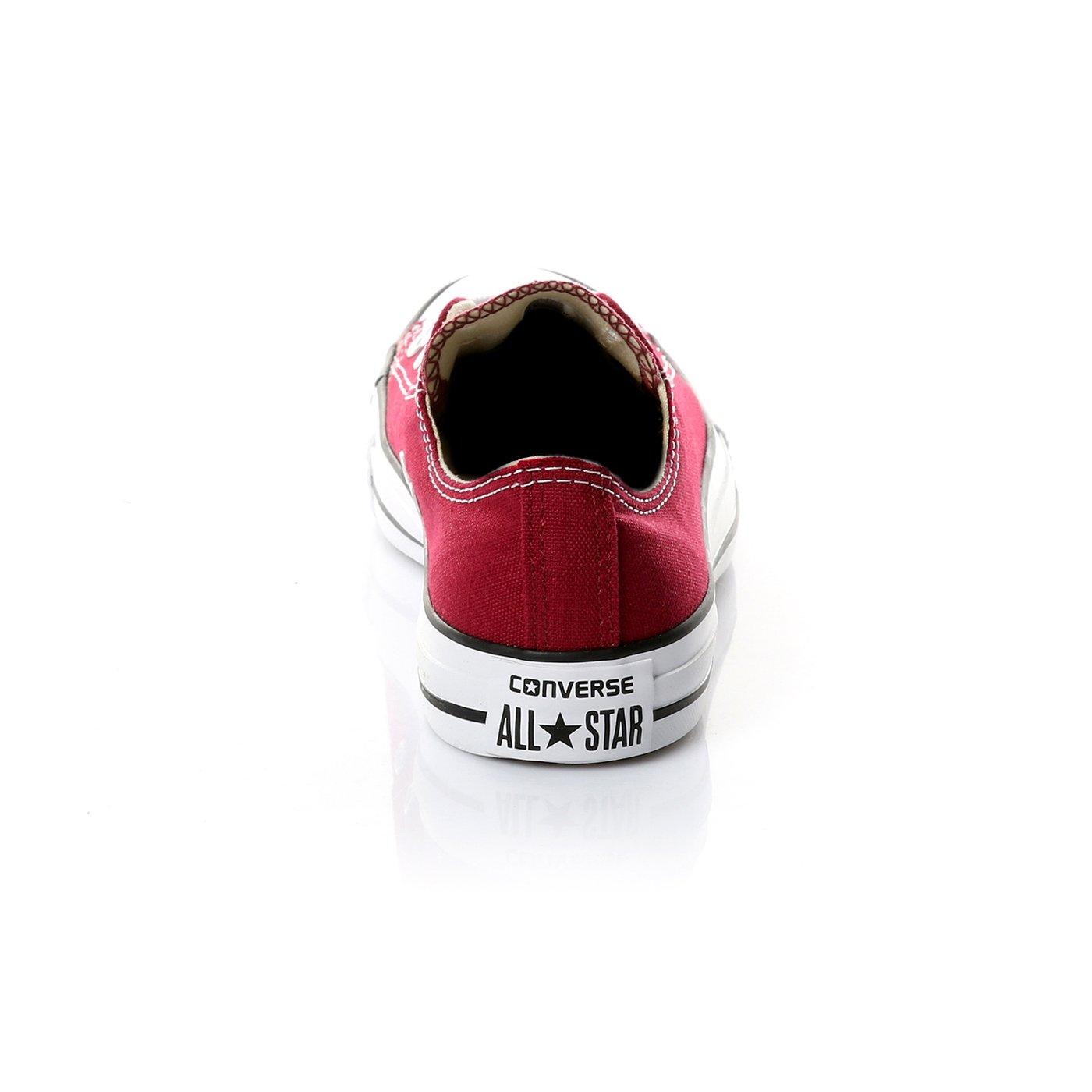 Converse Chuck Taylor All Star Seasonal Unisex Bordo Sneaker
