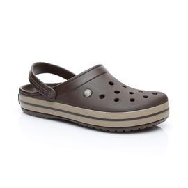 Crocs Crocband Clog Erkek Kahverengi Sandalet