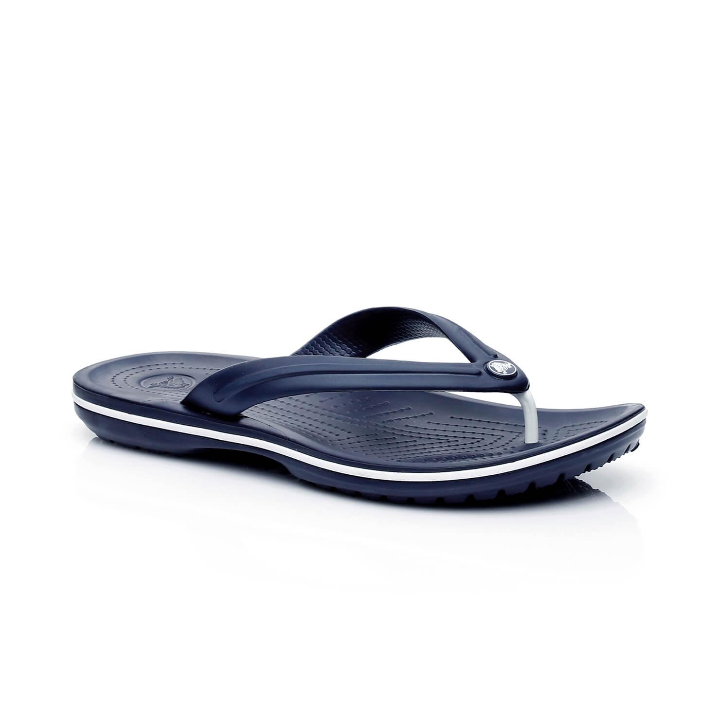 Crocs Crocband Flip Unisex Lacivert Terlik