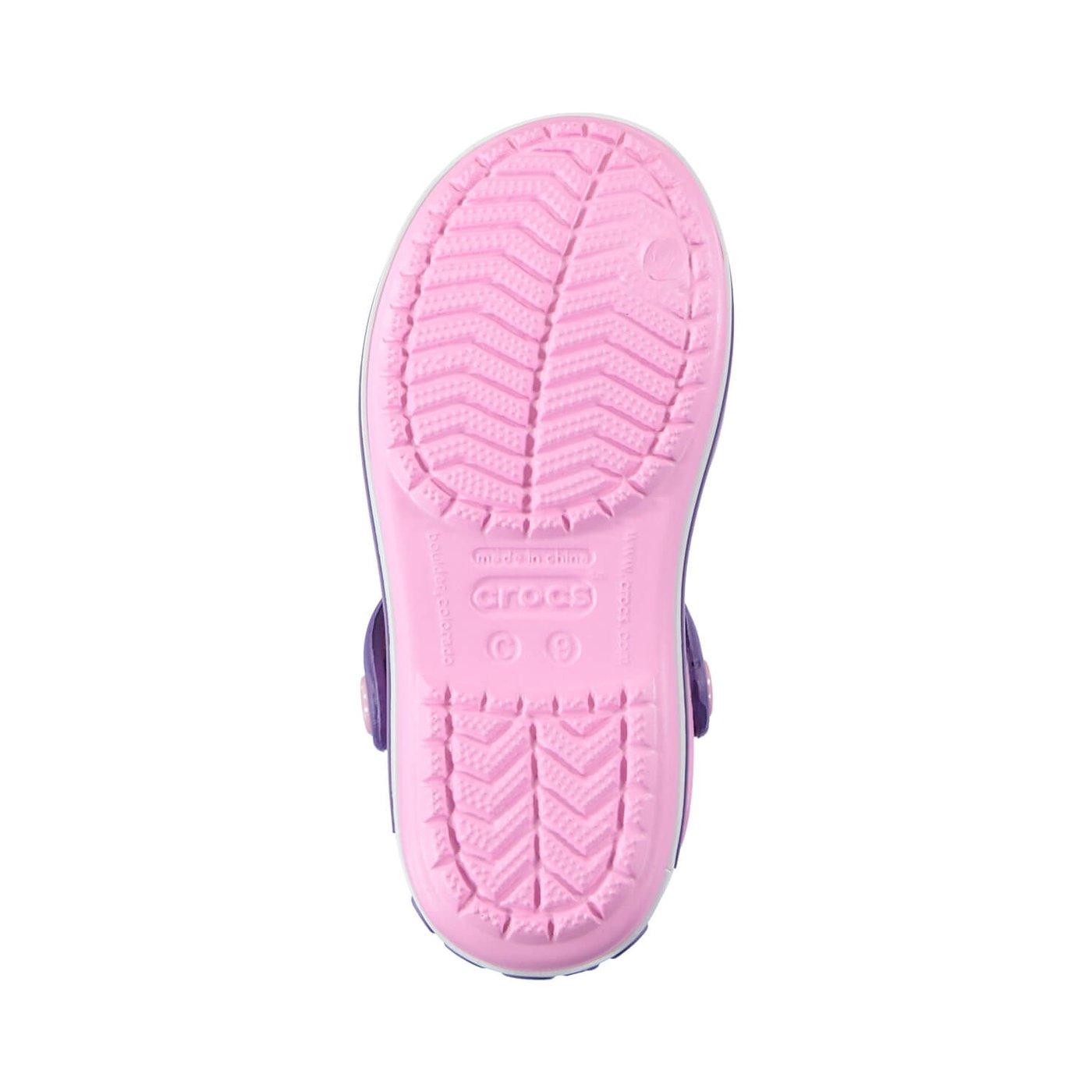 Crocs Crocband Clog Çocuk Pembe Sandalet