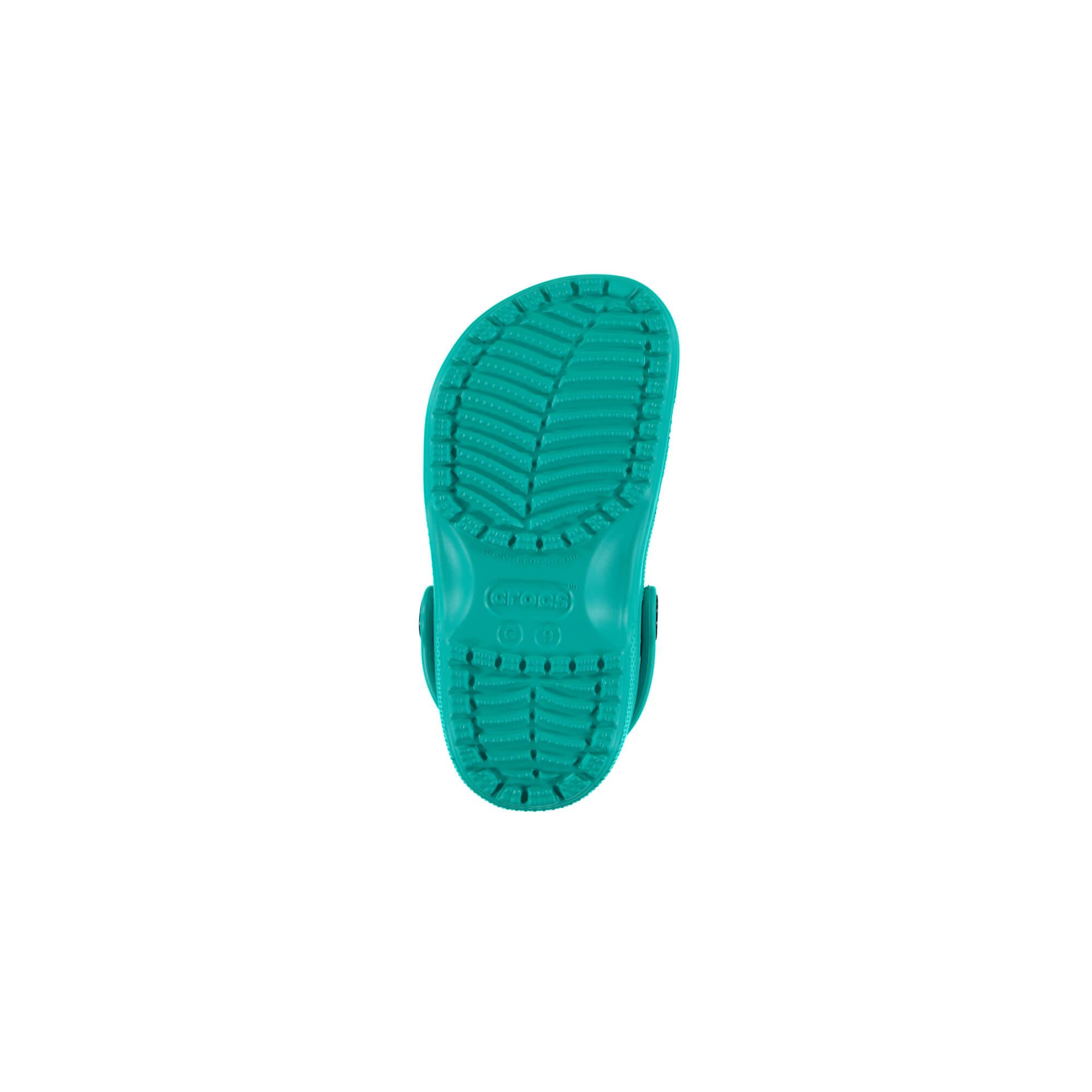 Crocs Classic Clog Çocuk Turkuaz mavi Sandalet