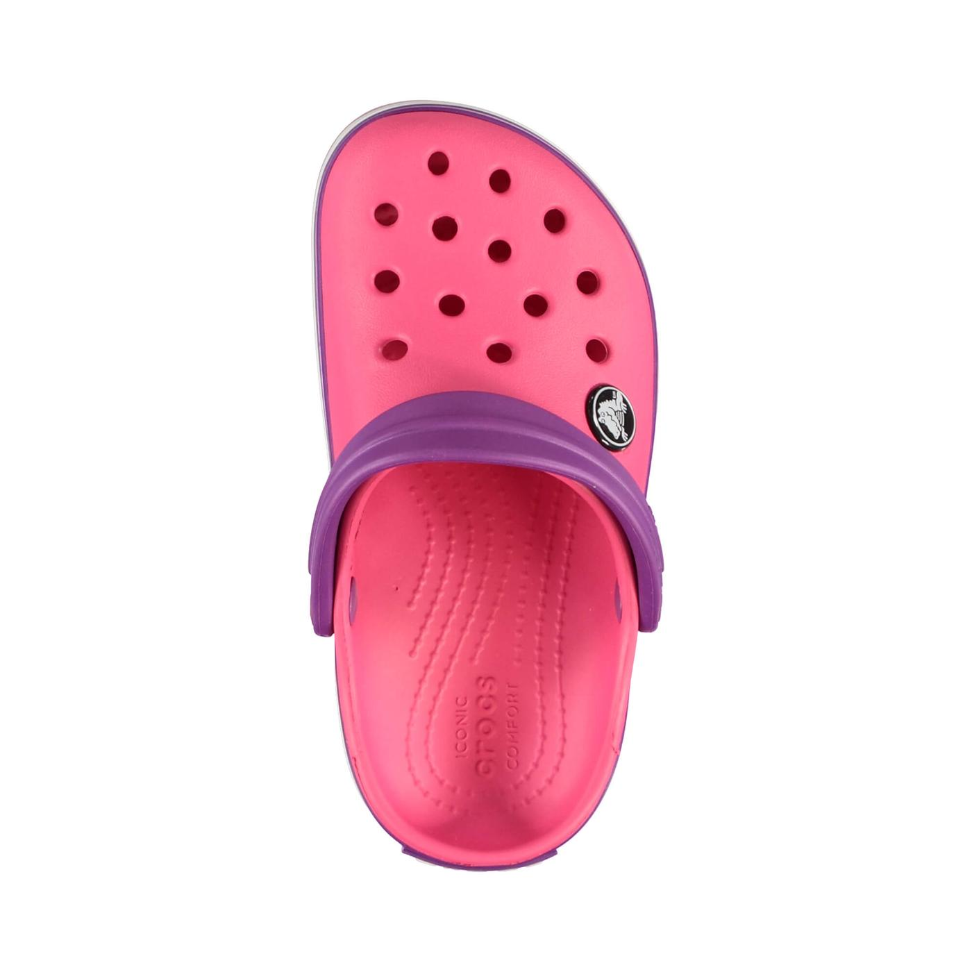 Crocs Crocband Clog K Çocuk Pembe Terlik