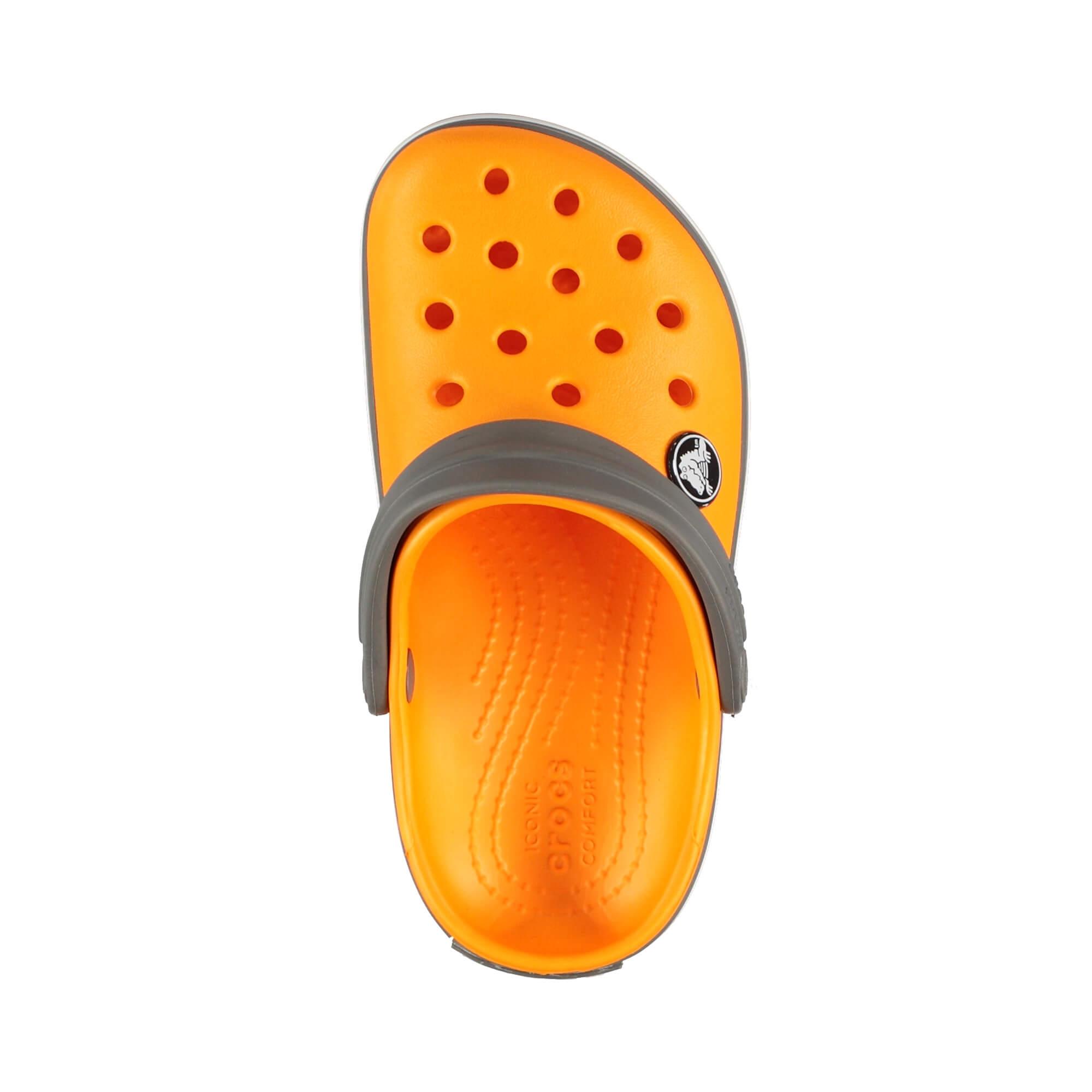 Crocs Crocband Clog Çocuk Gri Sandalet