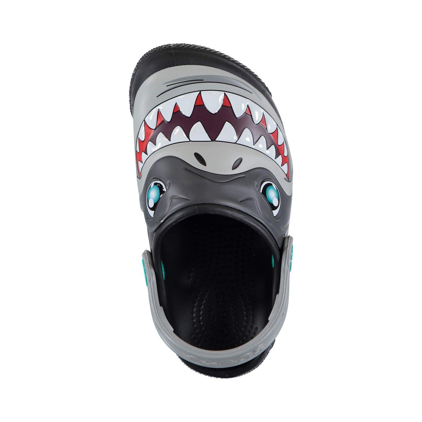 Crocs Crocs Fun Lab Lights Clog Çocuk Siyah Sandalet