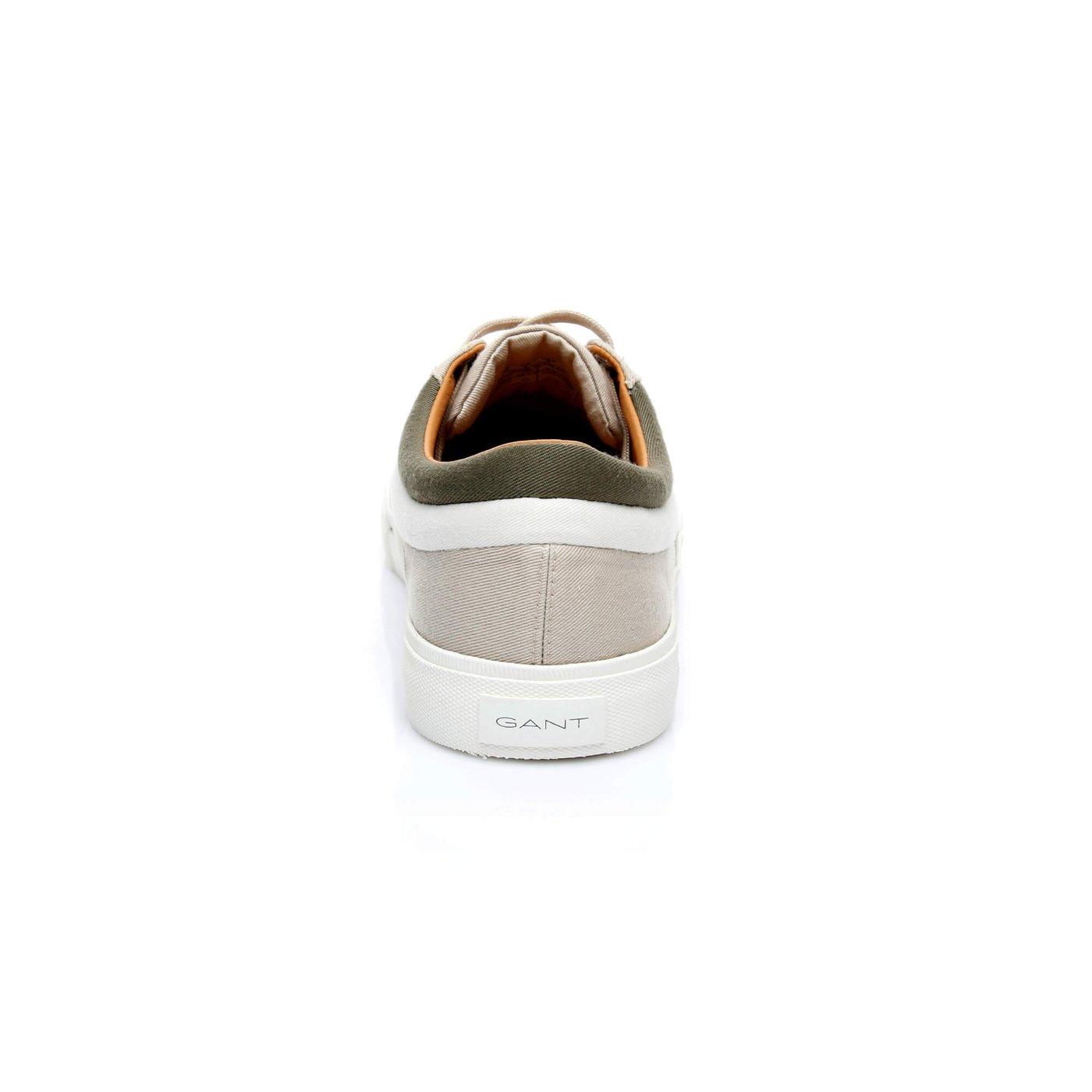 Gant Hero Erkek Bej Sneakers