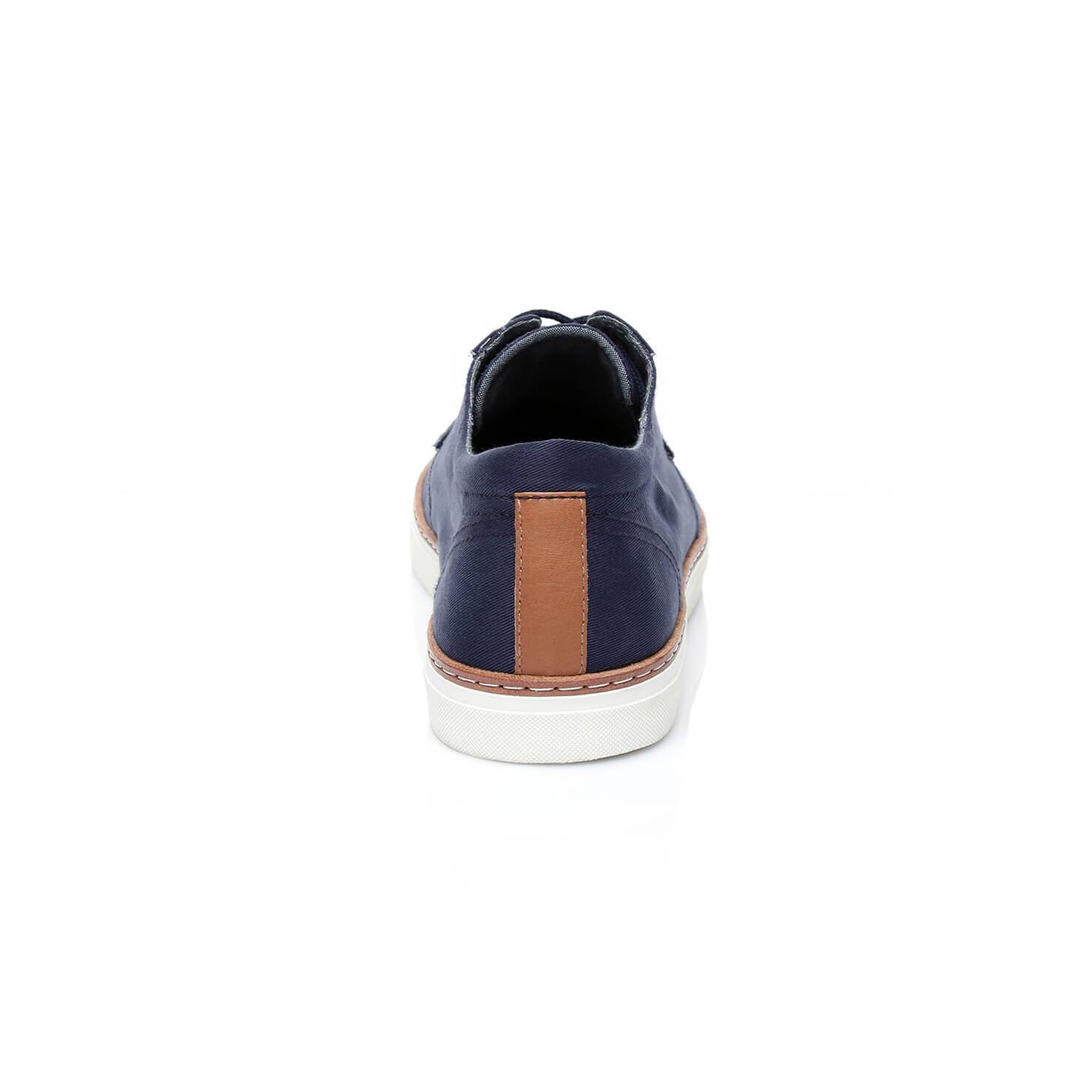 Gant Bari Erkek Lacivert Sneaker