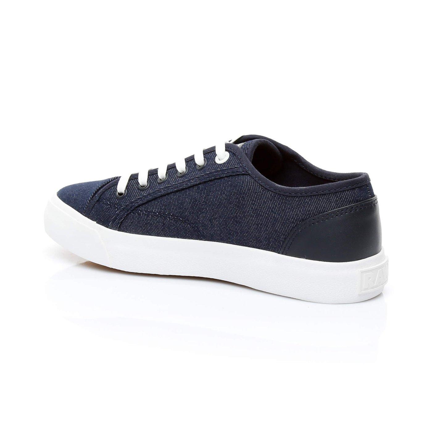 Gstar New Magg Denim Bayan Lacivert Sneaker