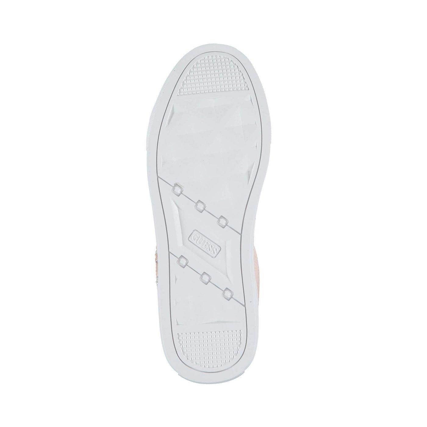 Guess Jamıt2 Kadın Pembe Sneaker