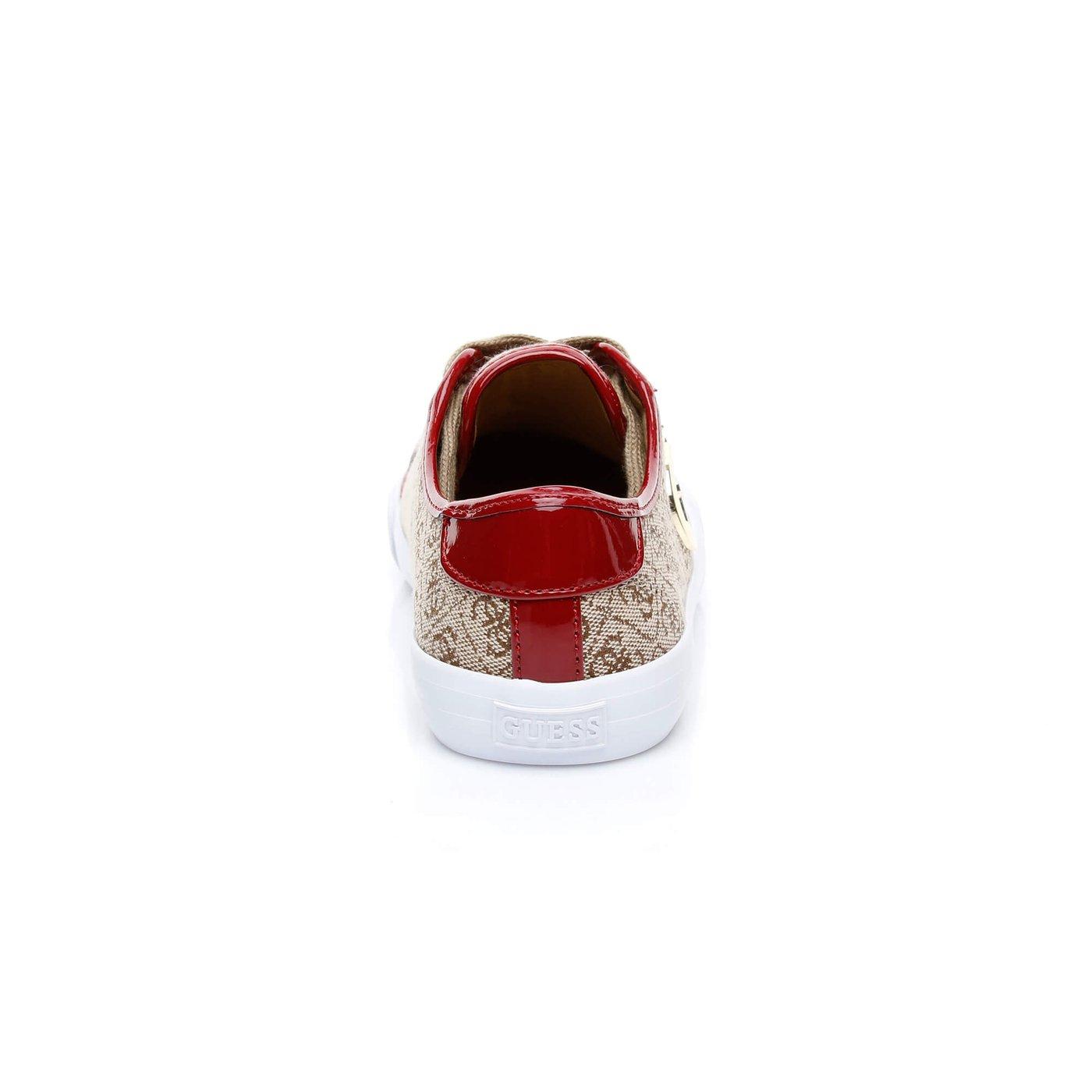 Guess Elly Kadın Kahverengi Sneakers