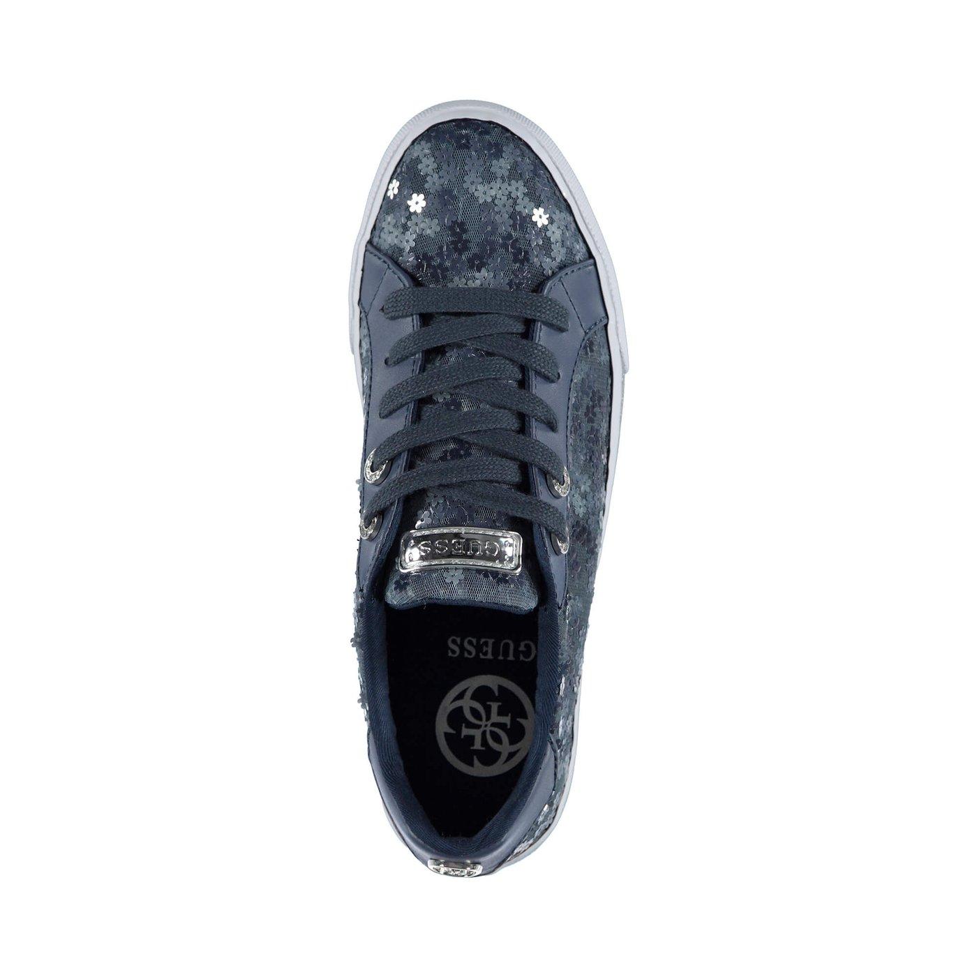 Guess Meggıe2 Kadın Mavi Sneakers