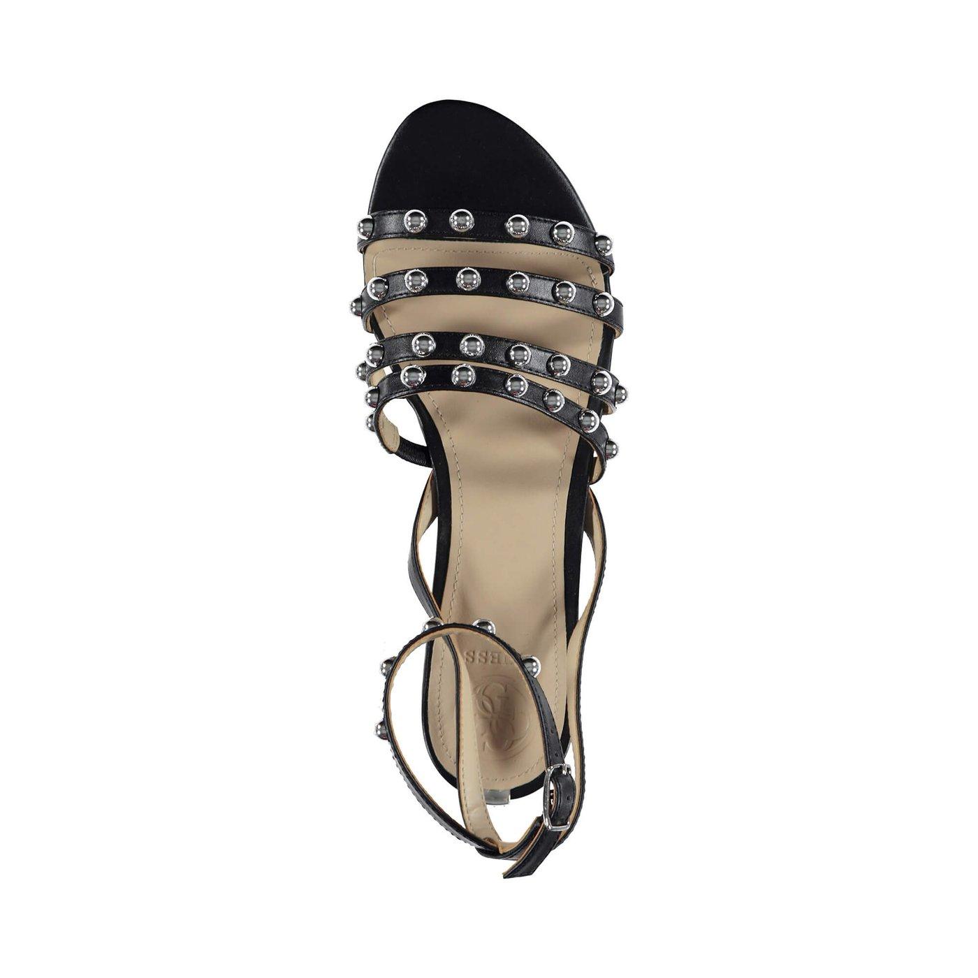 Guess Roxıe2 Kadın Siyah Sandalet
