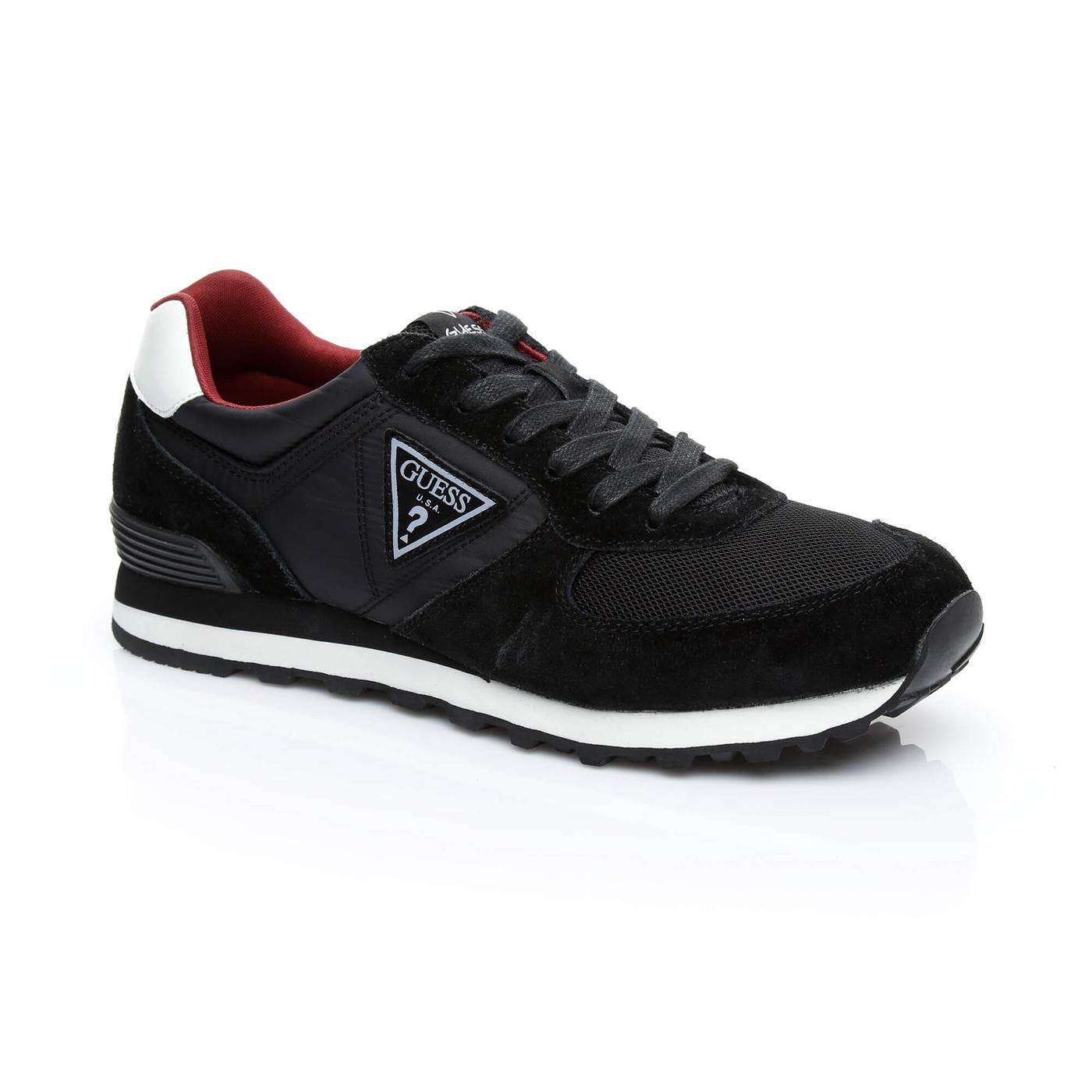 Guess Charlıe Erkek Siyah Sneakers