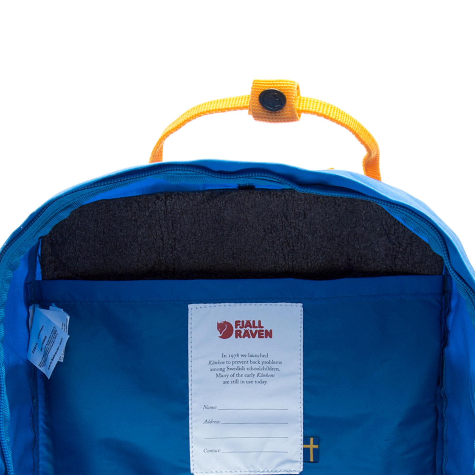 Kanken Classic Unisex Mavi Sırt Çantası