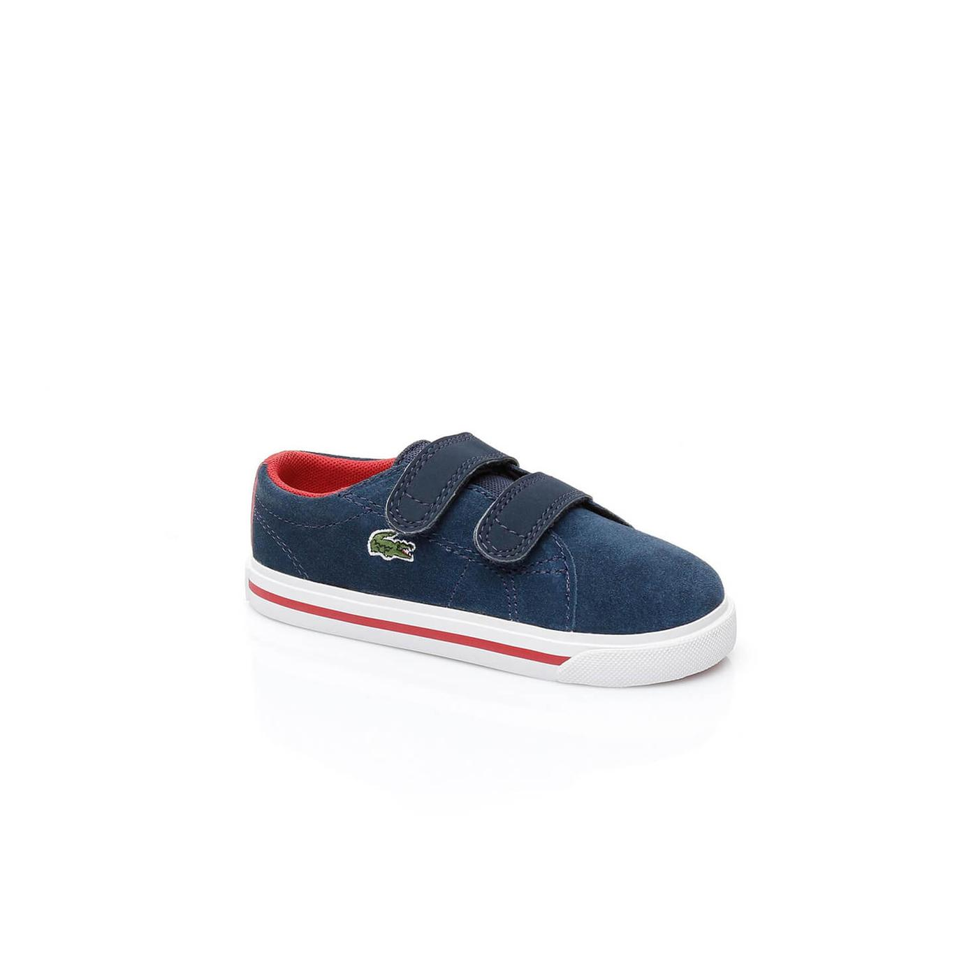 Lacoste Riberac Çocuk Lacivert Sneaker