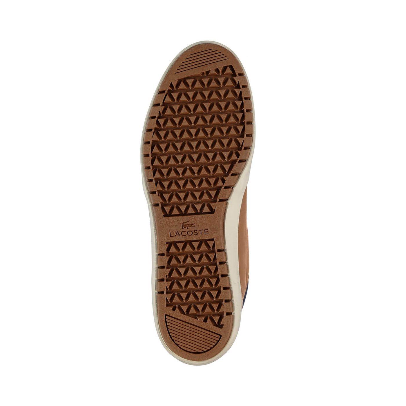 Lacoste Ampthill Terra Erkek Kahverengi Sneaker