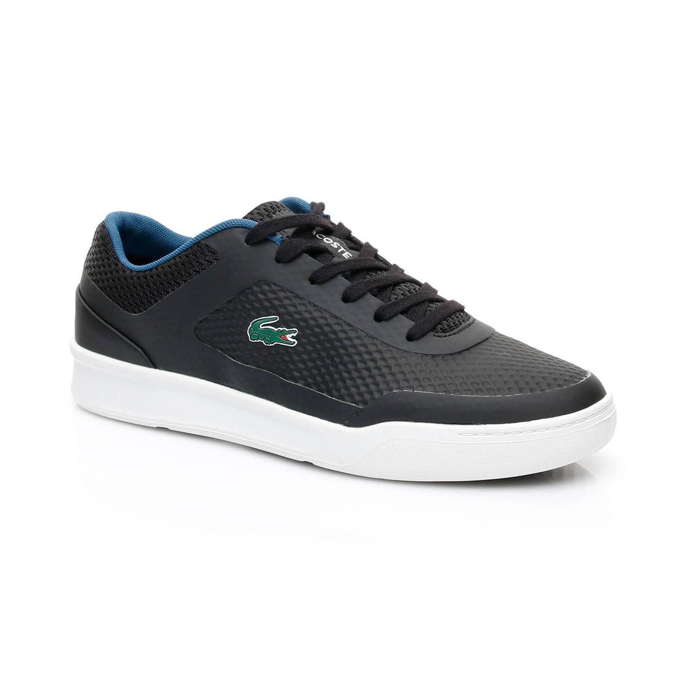 Lacoste Explorateur Sport Erkek Siyah Sneaker