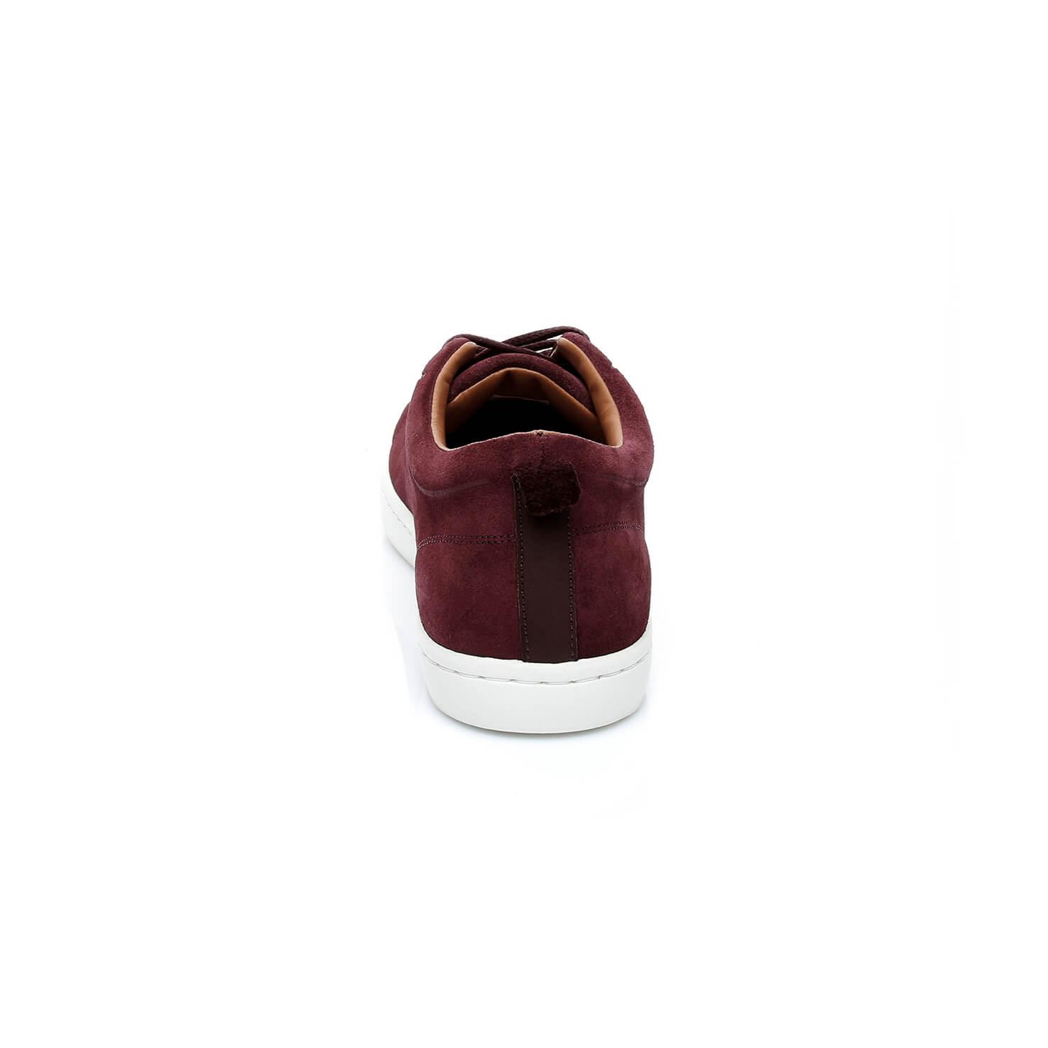 Lacoste Straıghtset Erkek Beyaz Sneaker
