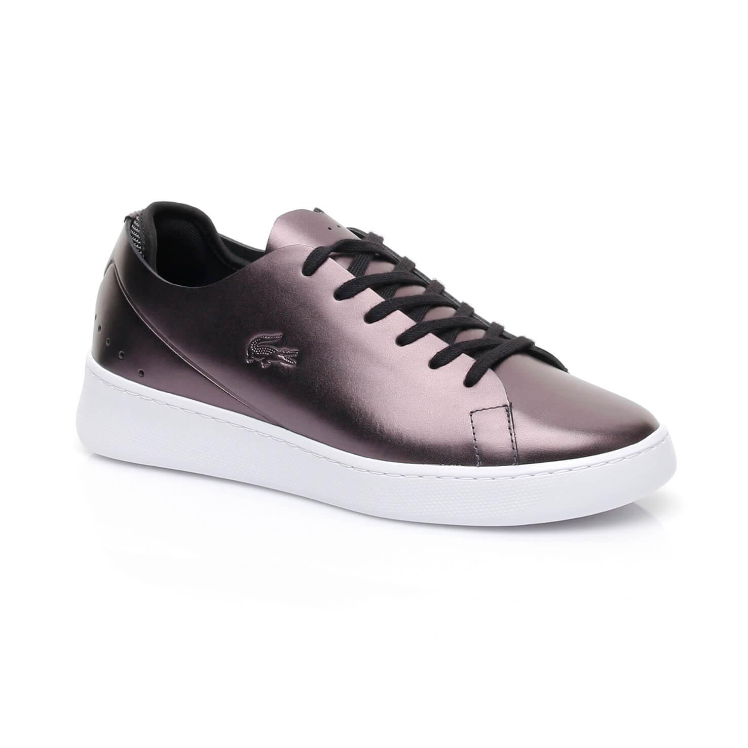 Lacoste Eyyla Kadın Mor Sneaker
