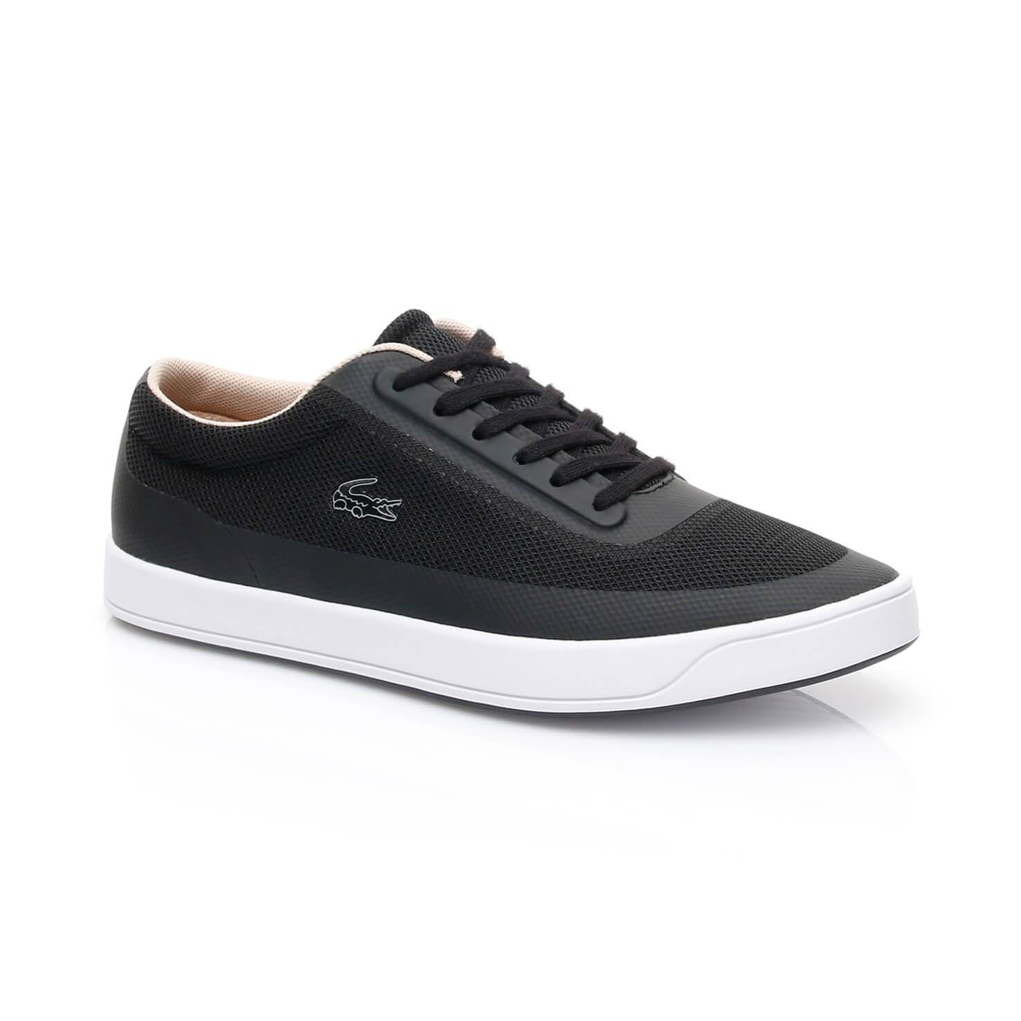 Lacoste Lyonella Lace Kadın Siyah Sneaker