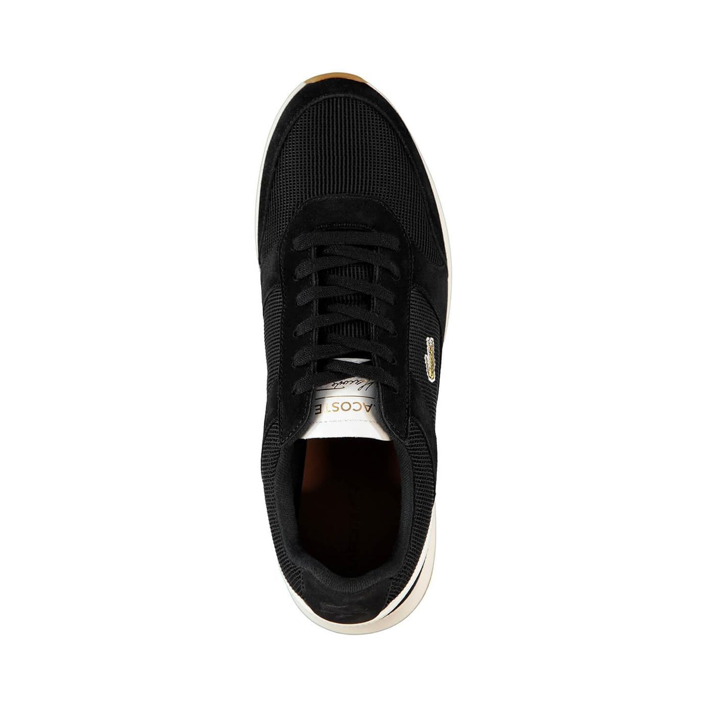 Lacoste Joggeur Erkek Siyah Sneaker