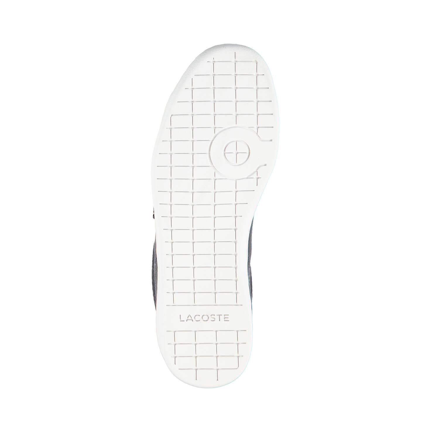 Lacoste Carnaby Evo Kadın Lacivert Sneaker