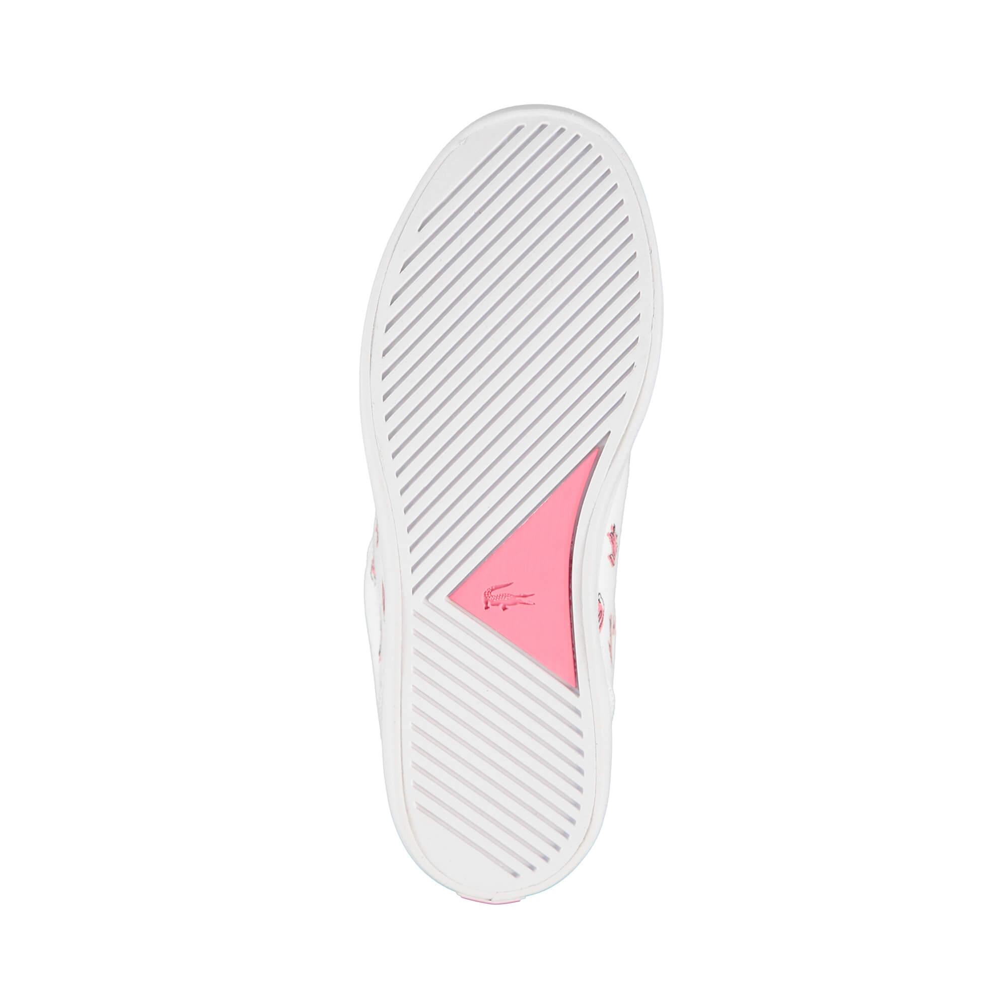 Lacoste Lerond Çocuk Beyaz Sneaker