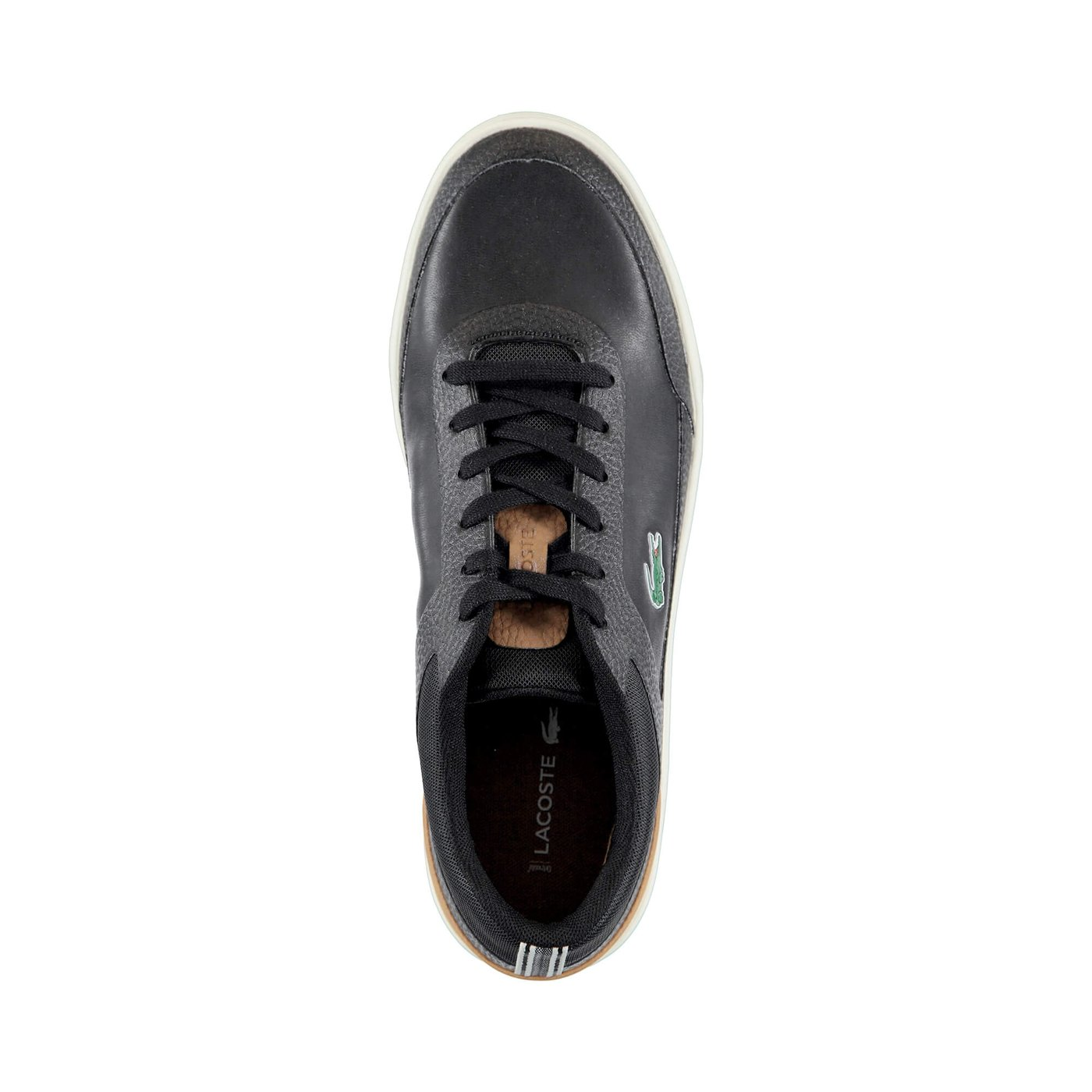 Lacoste Explorateur Erkek Beyaz Sneaker