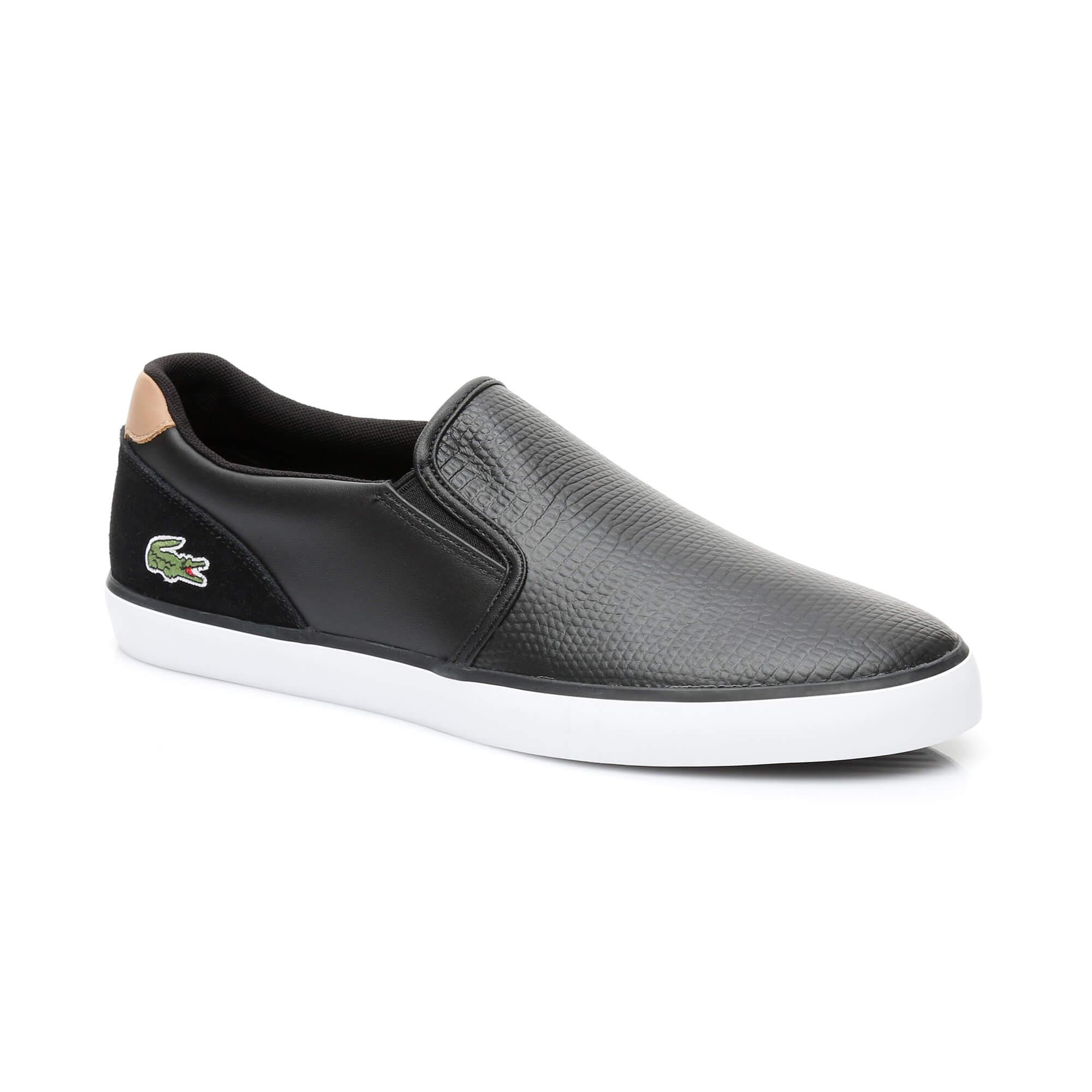 Lacoste Jouer Erkek Siyah Sneaker