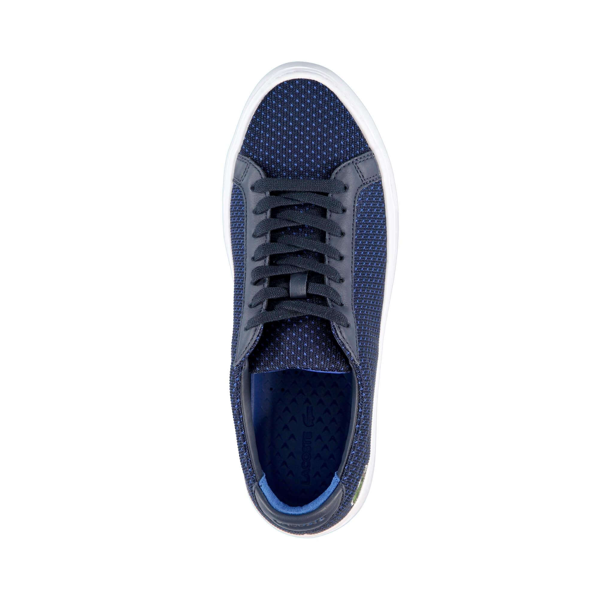 Lacoste L1212 Erkek Lacivert Sneaker