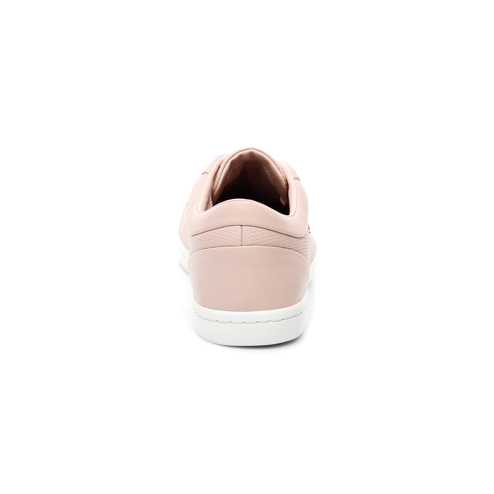 Lacoste Straightset Kadın Pembe Sneaker