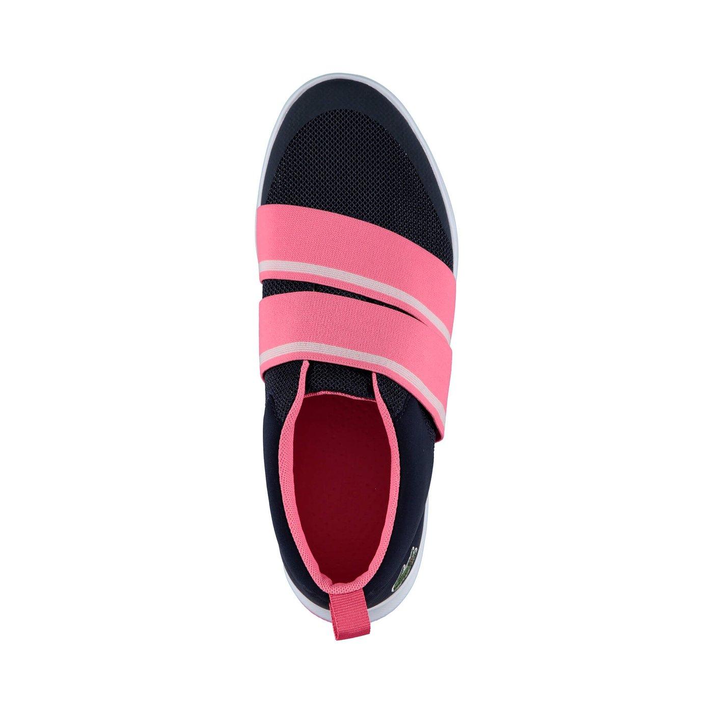 Lacoste Avenir Slip Kadın Lacivert Sneaker