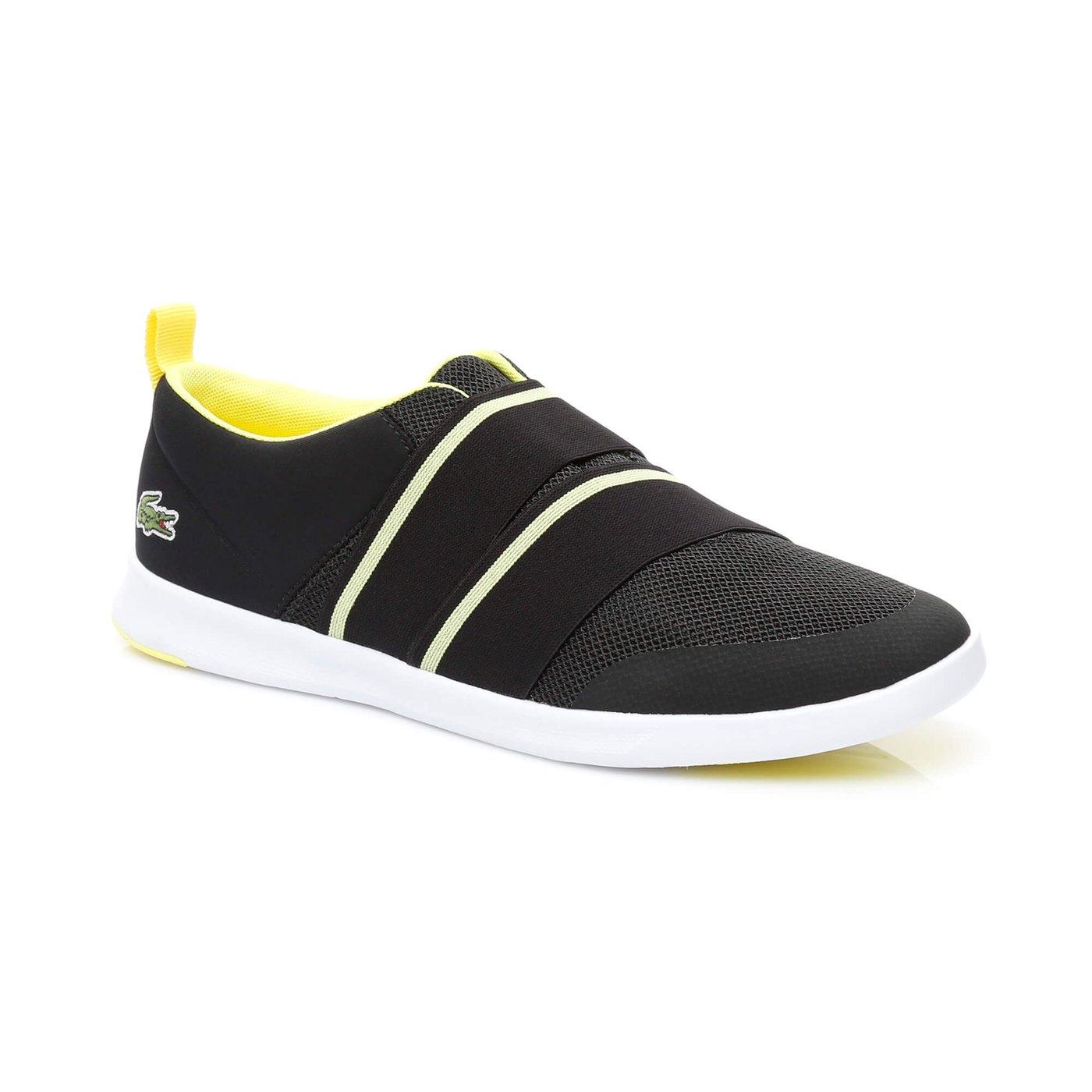 Lacoste Avenir Slip Kadın Siyah Sneaker