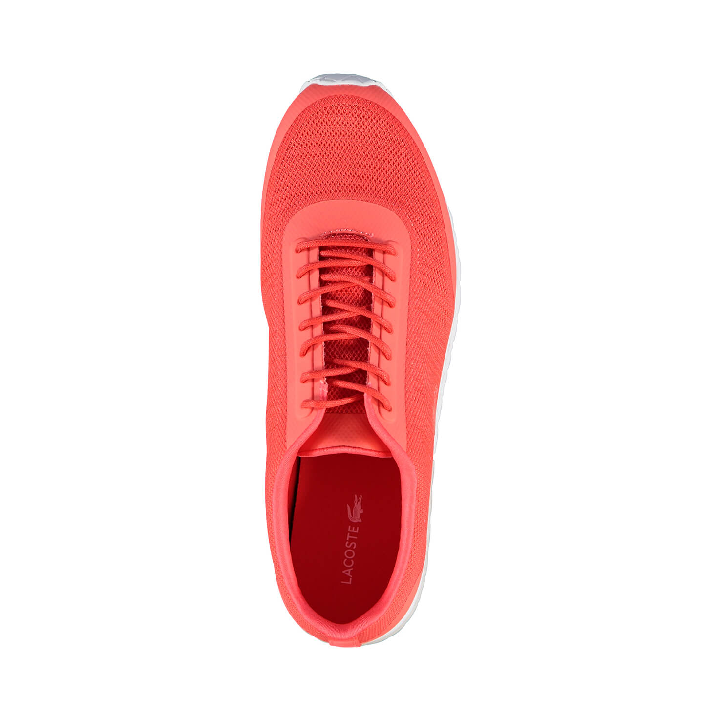 Lacoste Helaine Runner Kadın Kırmızı Sneaker