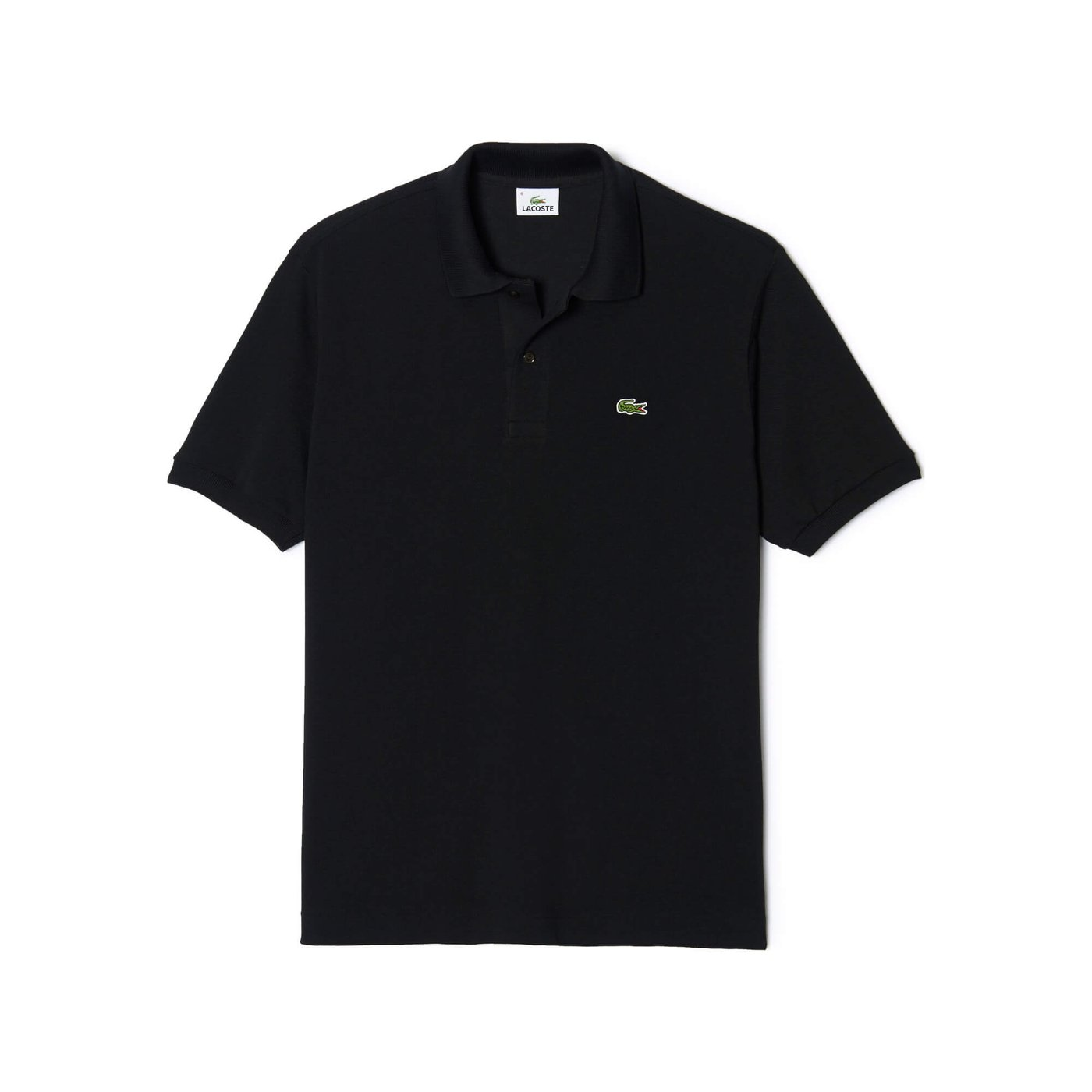 Lacoste Erkek Siyah Regular Polo