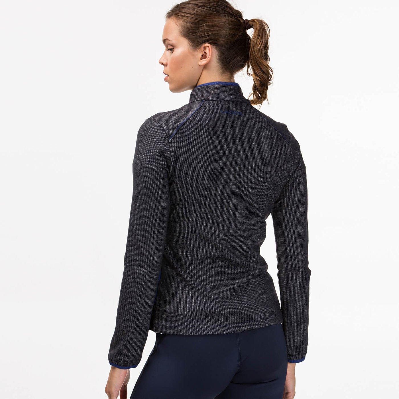 Lacoste Kadın Gri Sweatshirt