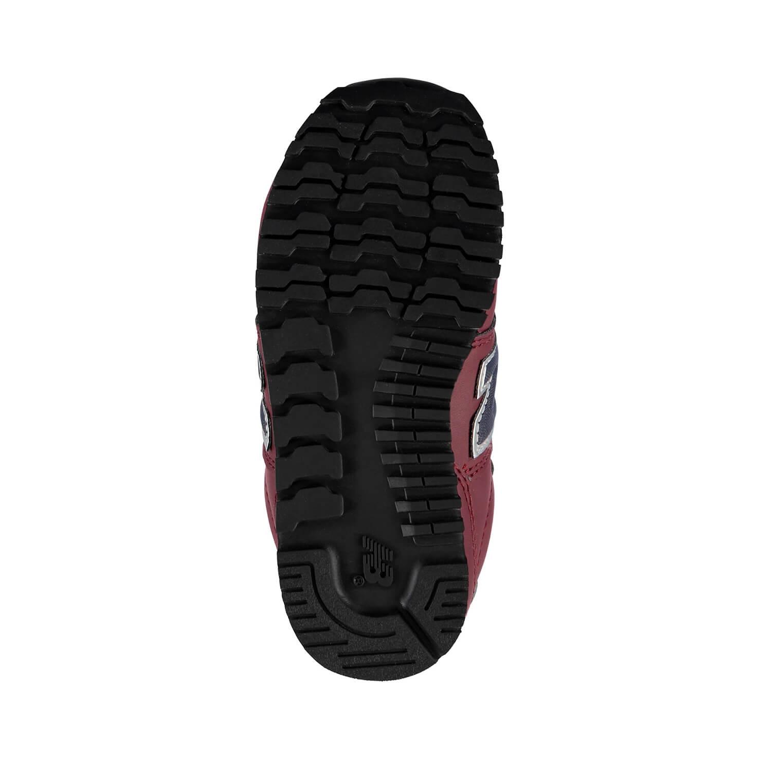 New Balance 500 Çocuk Bordo Sneaker