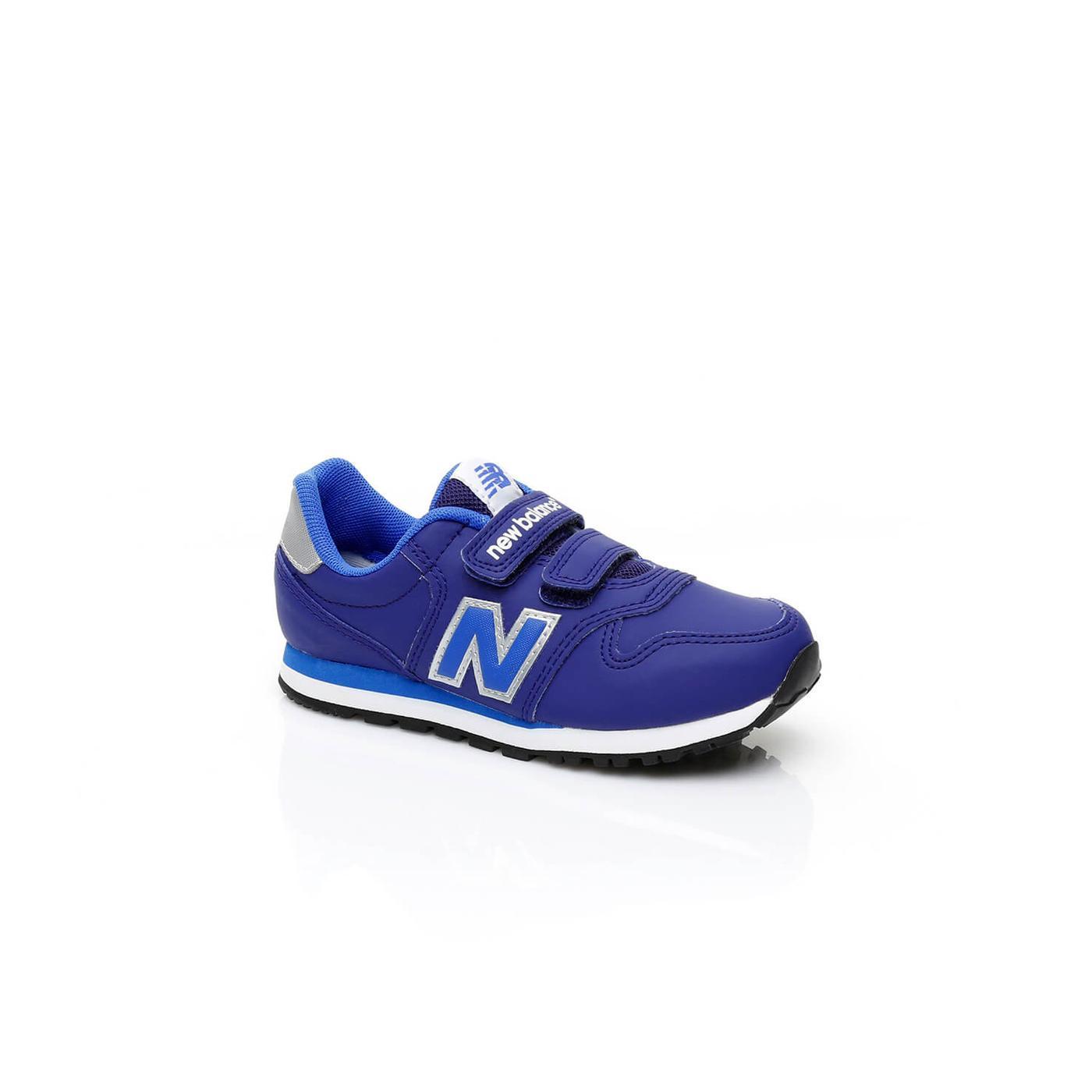 New Balance 500 Çocuk Lacivert Sneaker