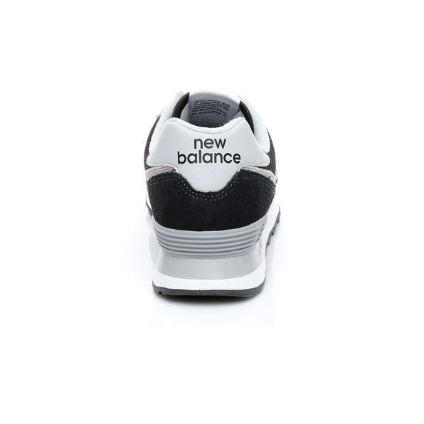 New Balance 574 Evergreen Erkek Siyah Sneaker