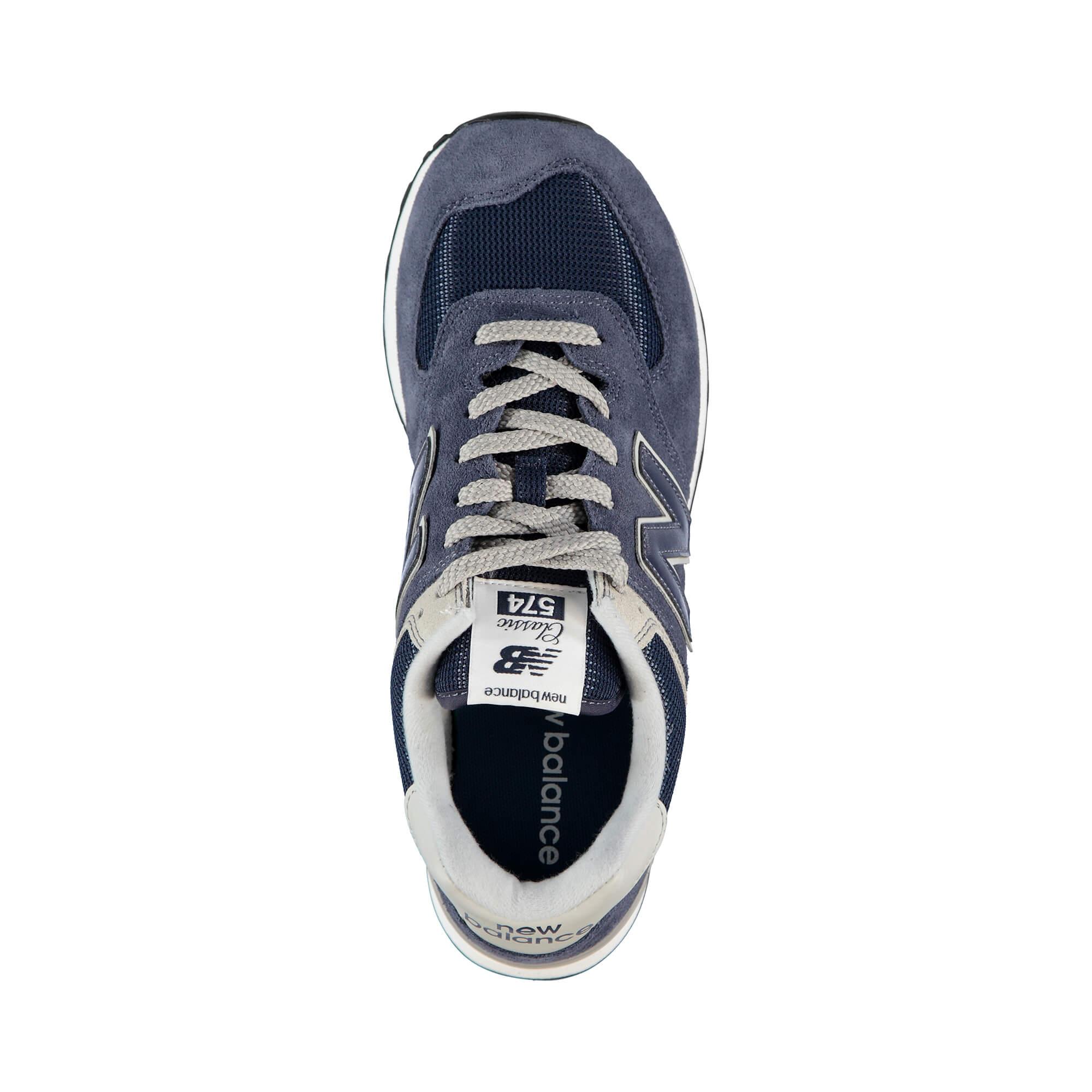 New Balance 575 Evergreen Erkek Lacivert Sneaker