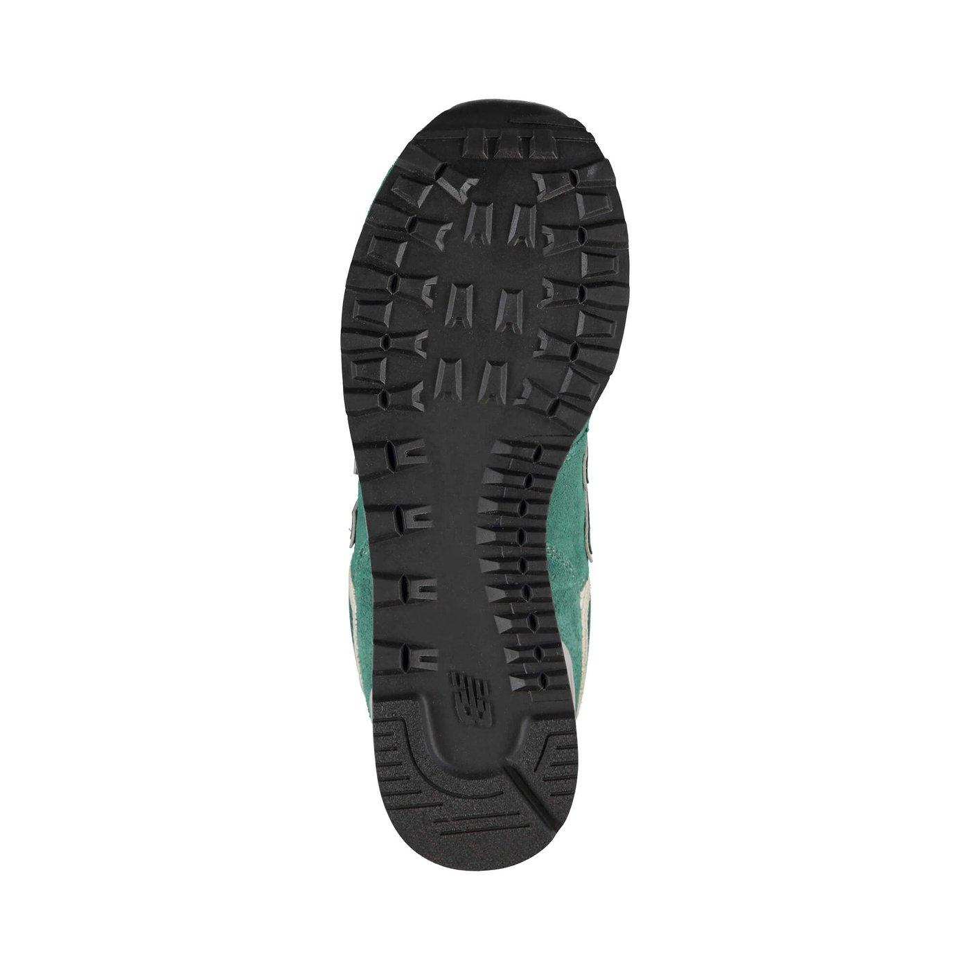 New Balance 574 Essential Erkek Yeşil Sneaker