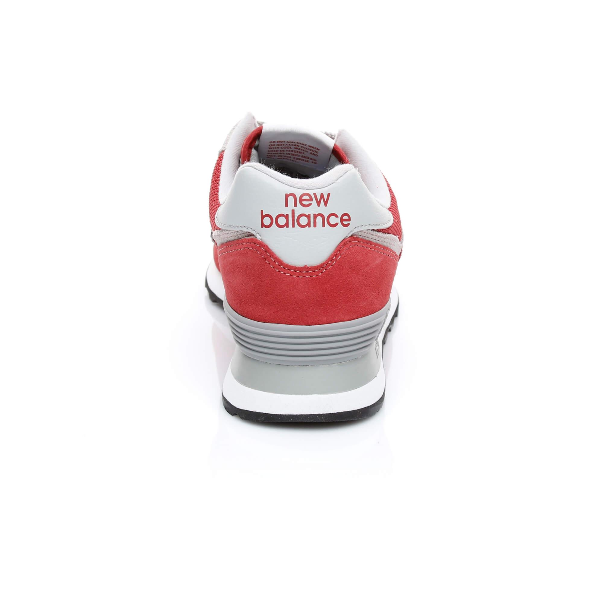 New Balance 574 Essential Erkek Kırmızı Sneaker