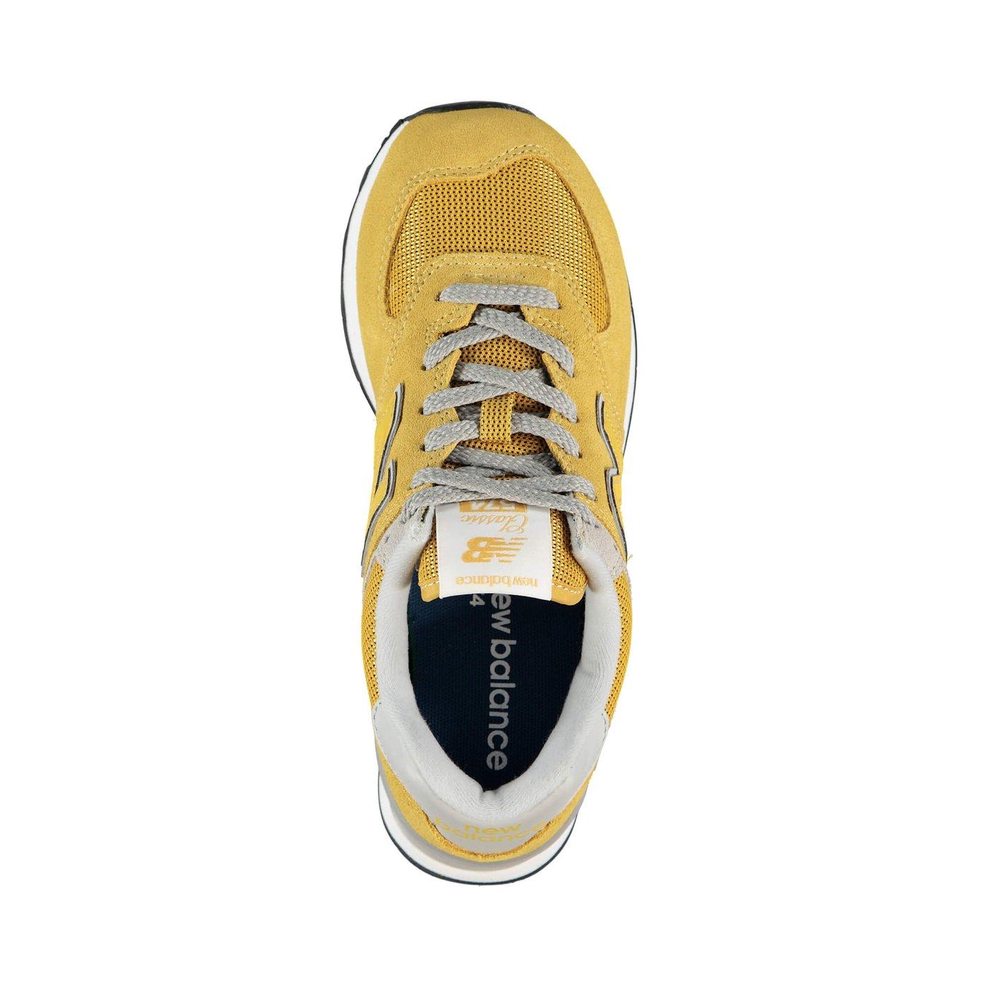 New Balance 575 Essential Kadın Sarı Sneaker