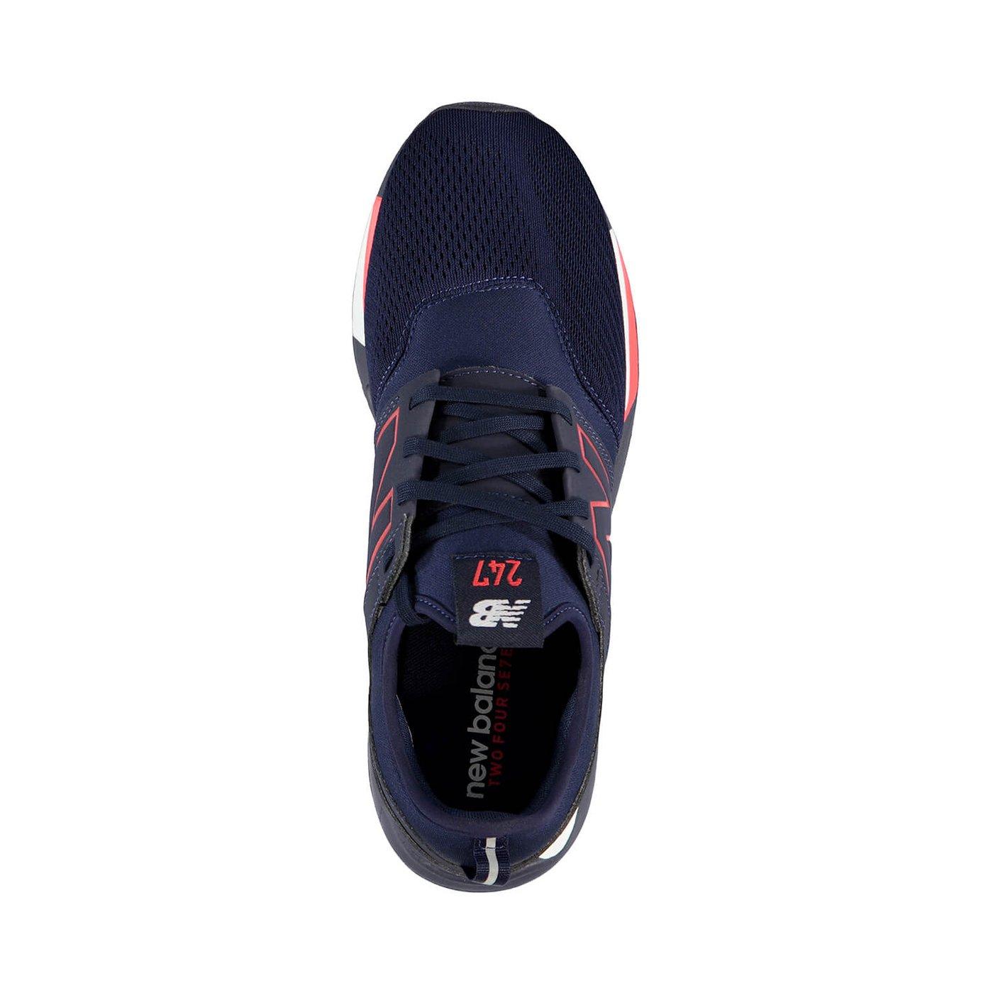New Balance 247 Erkek Lacivert Sneaker
