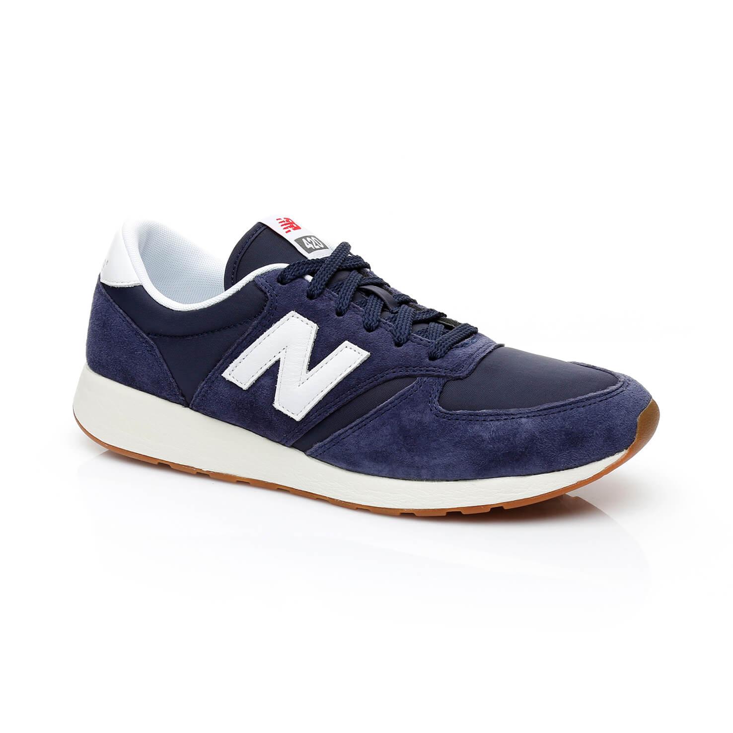 New Balance 420 Erkek Lacivert Sneaker
