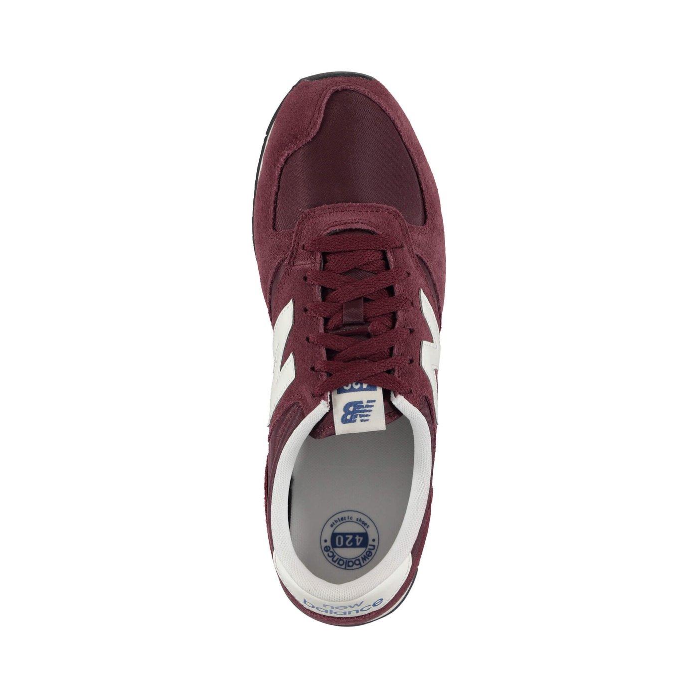 New Balance U420Rdw Erkek Bordo Sneakers