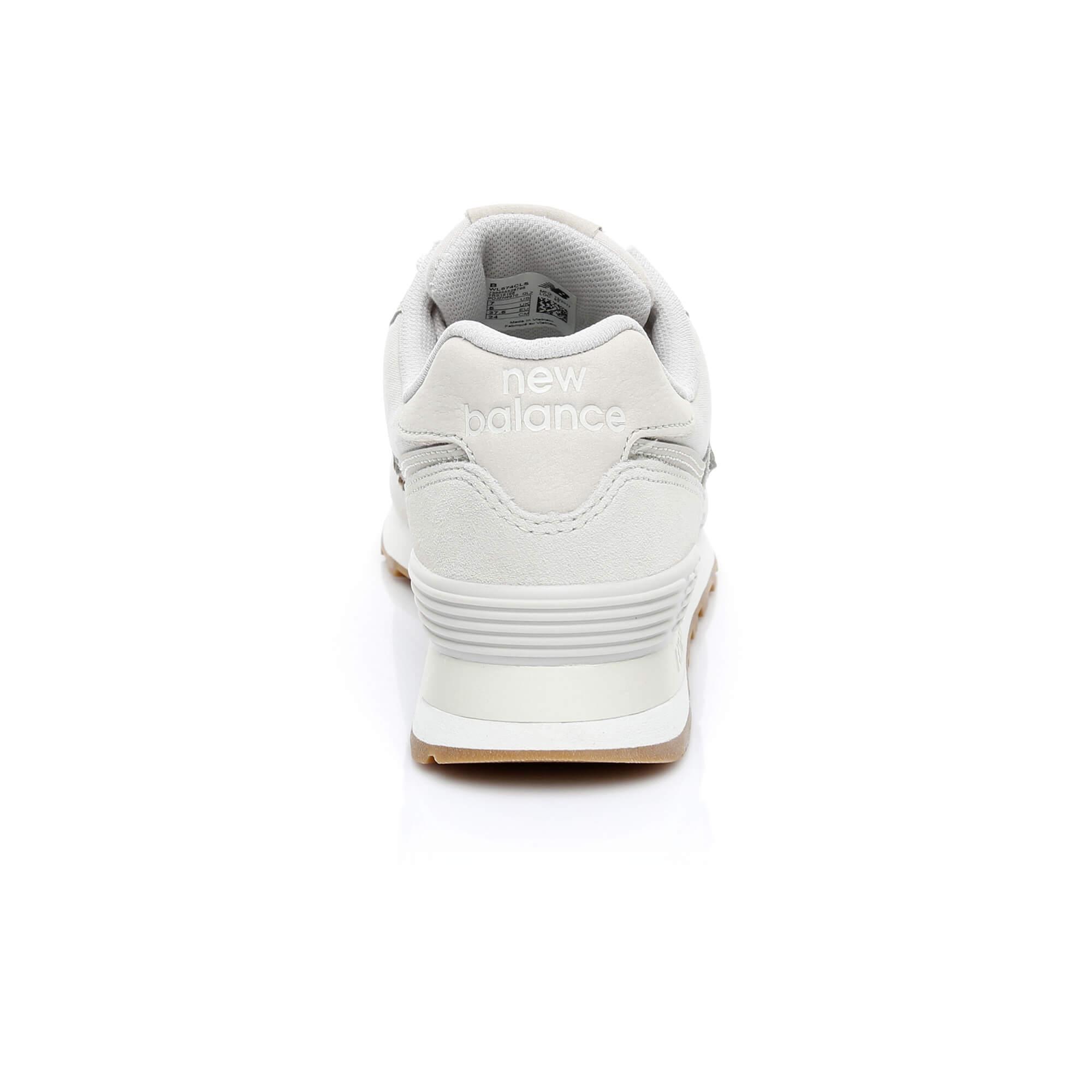 New Balance 574 Nat. Outdoor Kadın Krem Sneaker