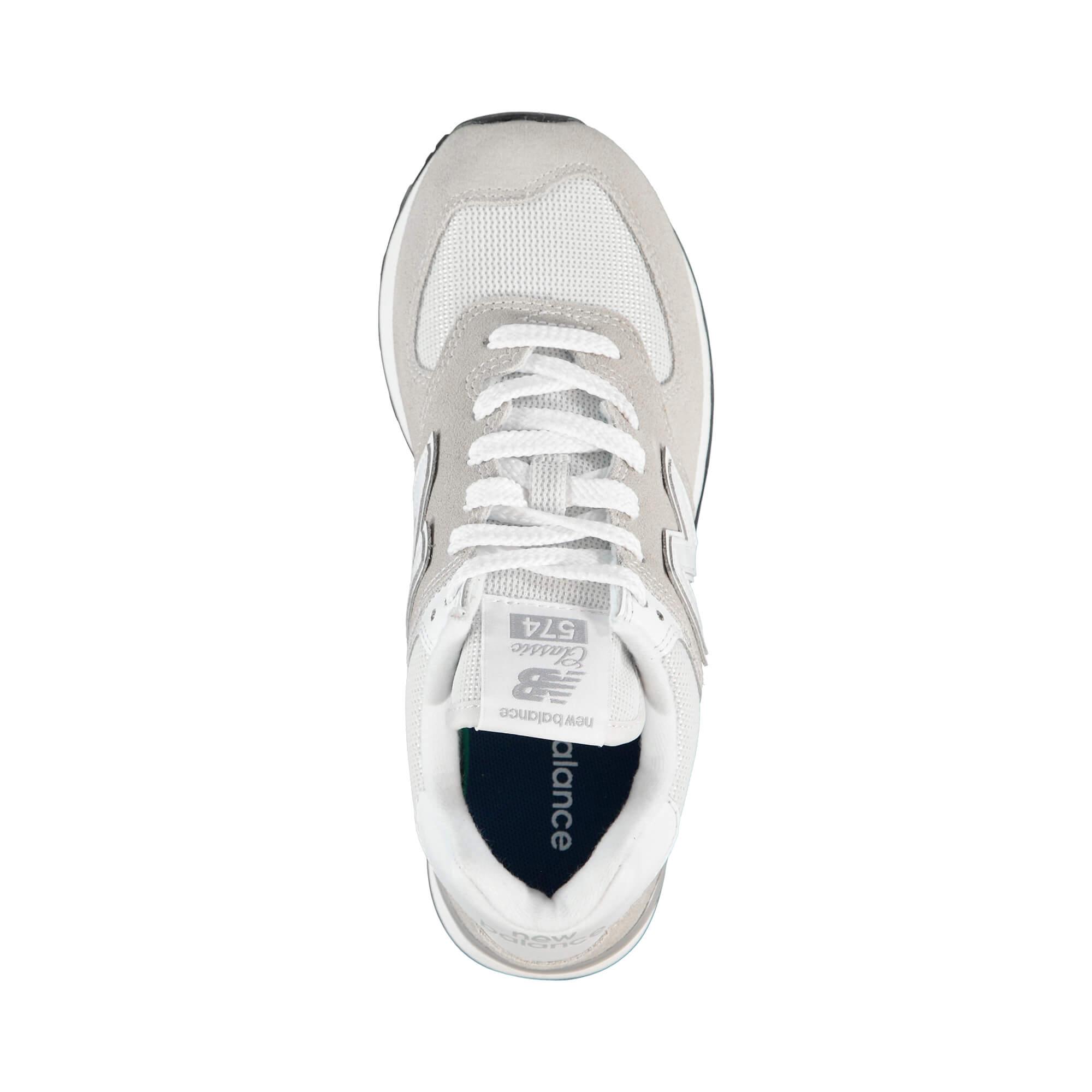 New Balance 574 Kadın Gri Sneaker