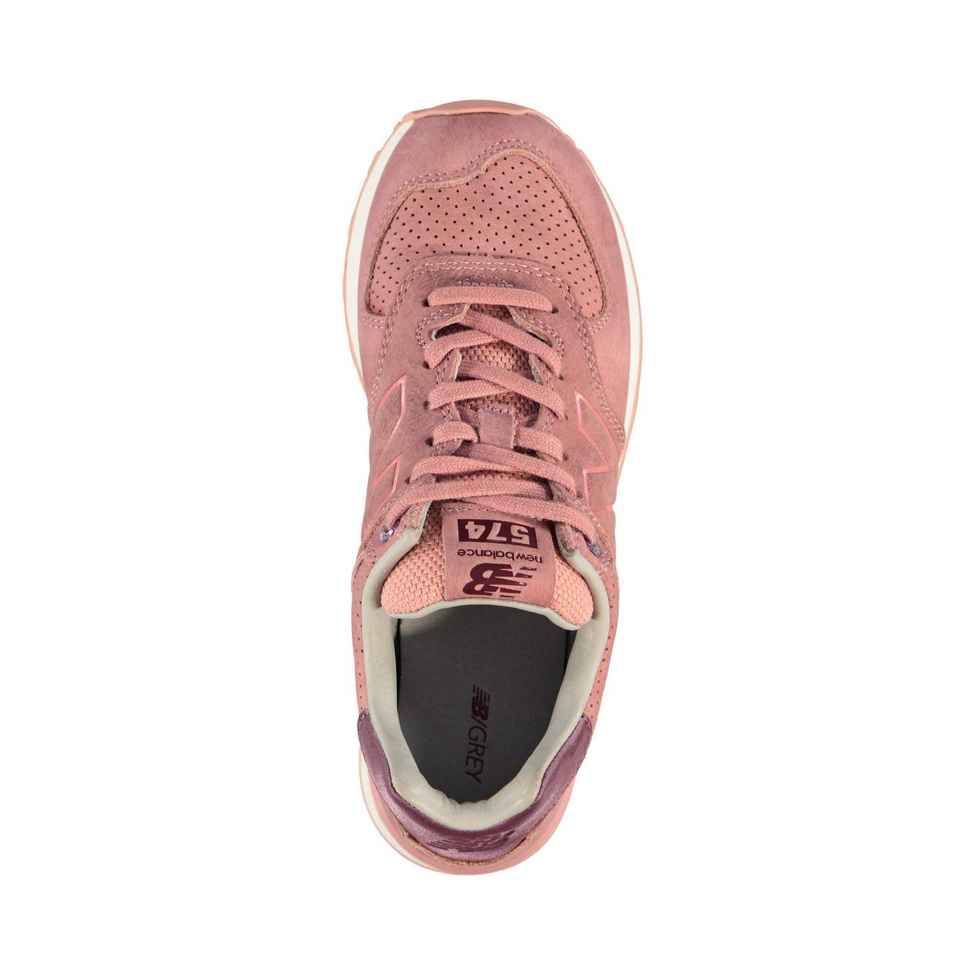 New Balance 574 Kadın Pembe Sneaker