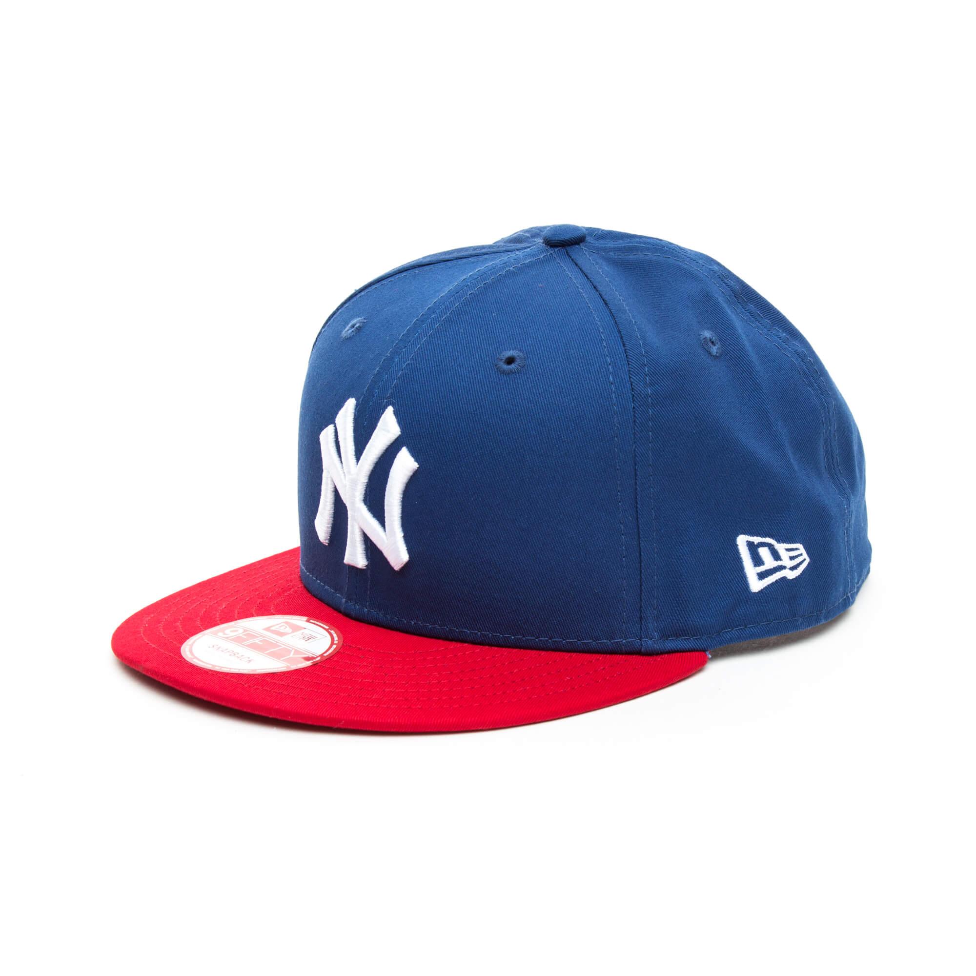 New Era New York Yankees Unisex Mavi Şapka