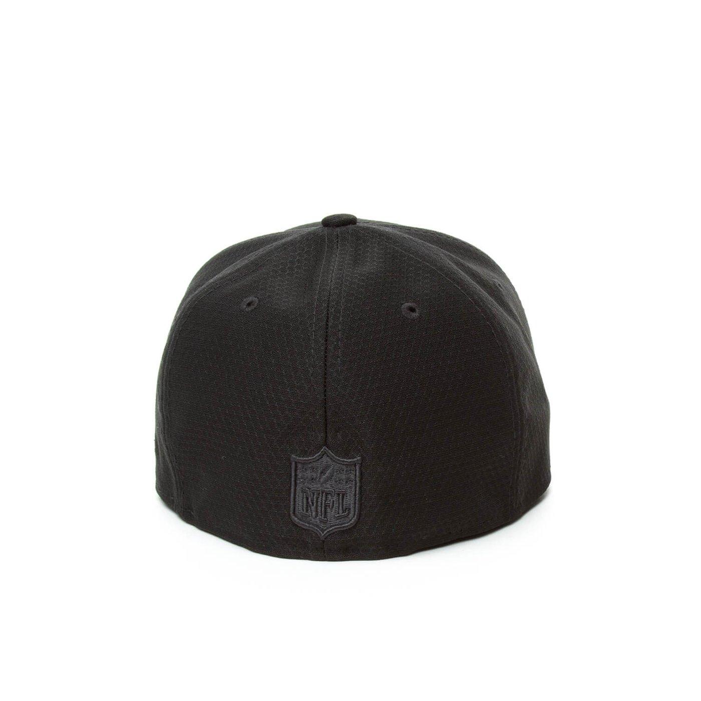 New Era New England Patriots Unisex Siyah Şapka